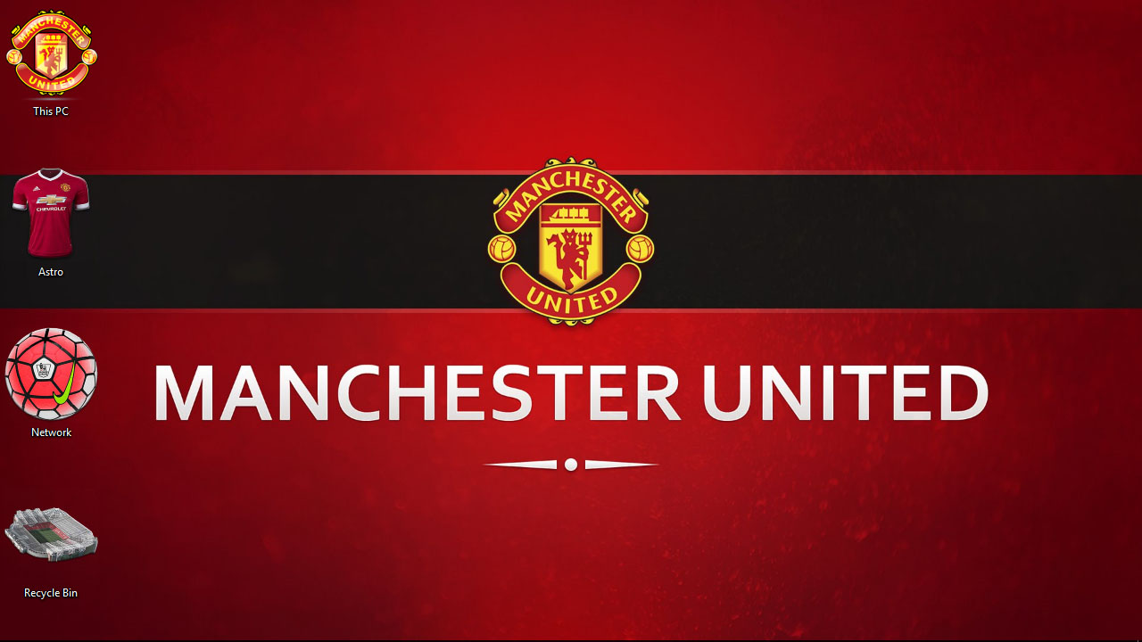 Manchester United HD Wallpaper & Backgrounds