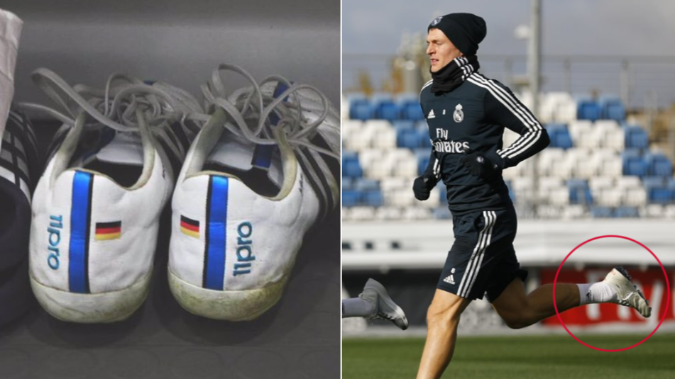 Toni Kroos Finally Changes His Boots After Wearing - Toni Kroos Boots World Cup 2018 , HD Wallpaper & Backgrounds
