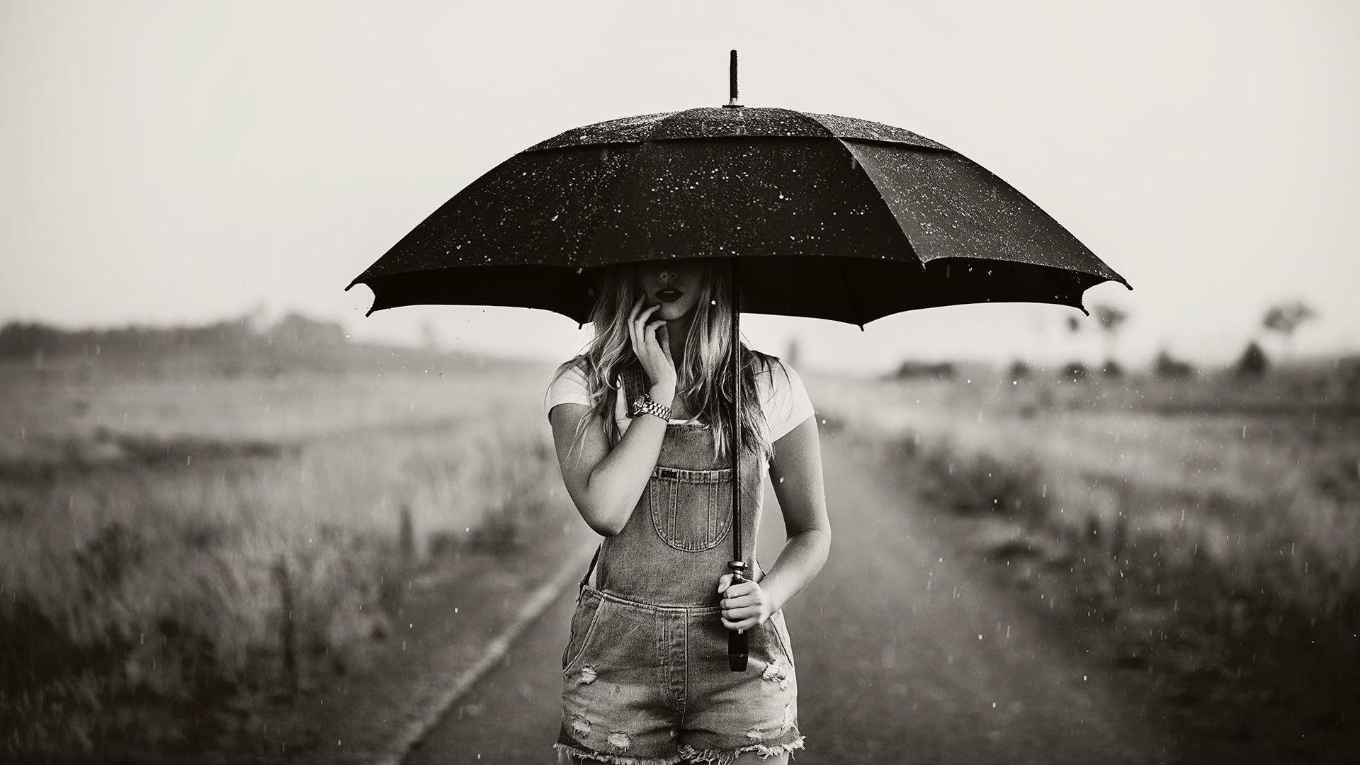 Alone Boy In Rain Wallpaper Hd The Best Hd Wallpaper Sad Girl With Umbrella 763625 Hd Wallpaper Backgrounds Download