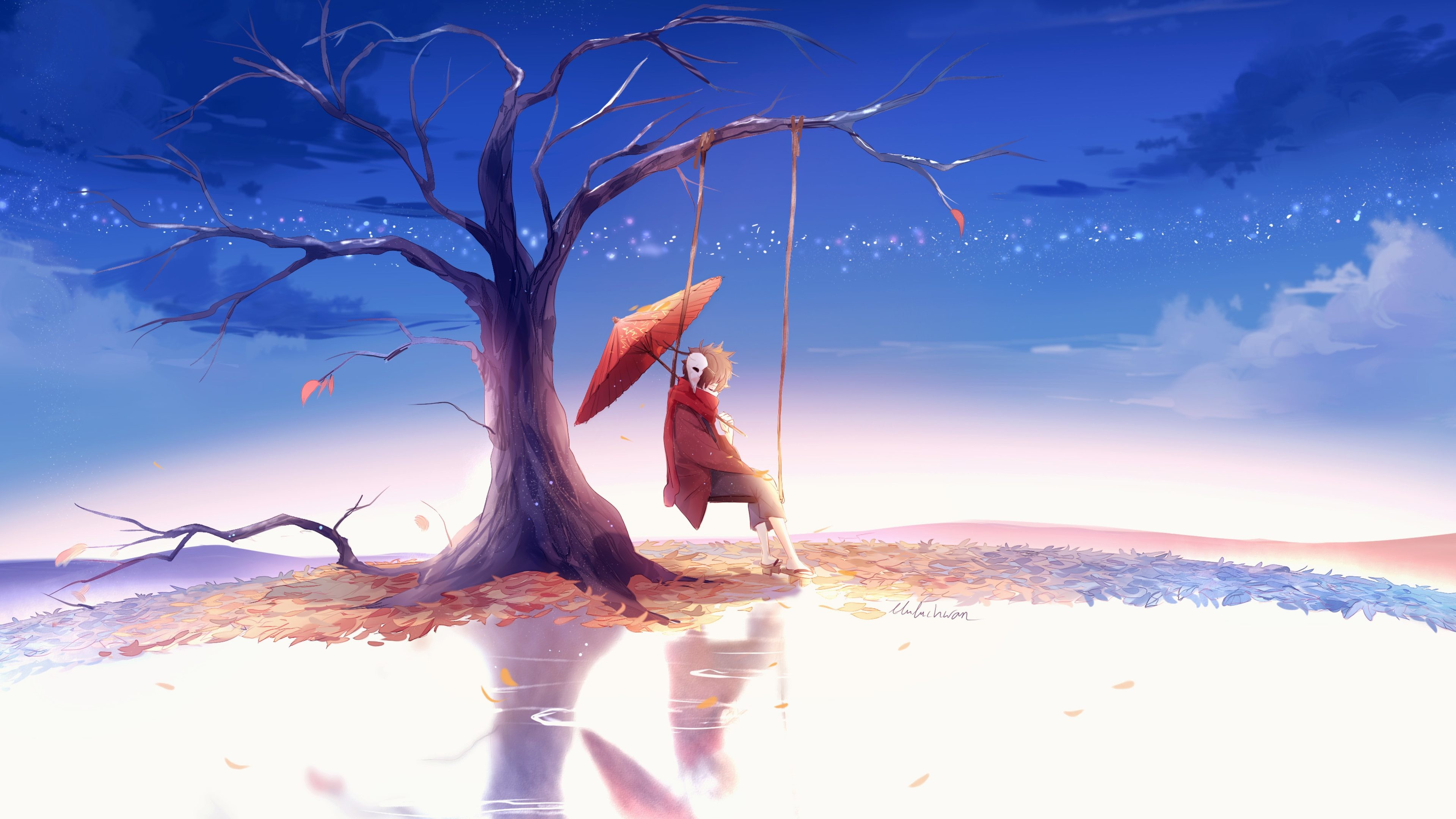 Sad Anime 763957 Hd Wallpaper Backgrounds Download