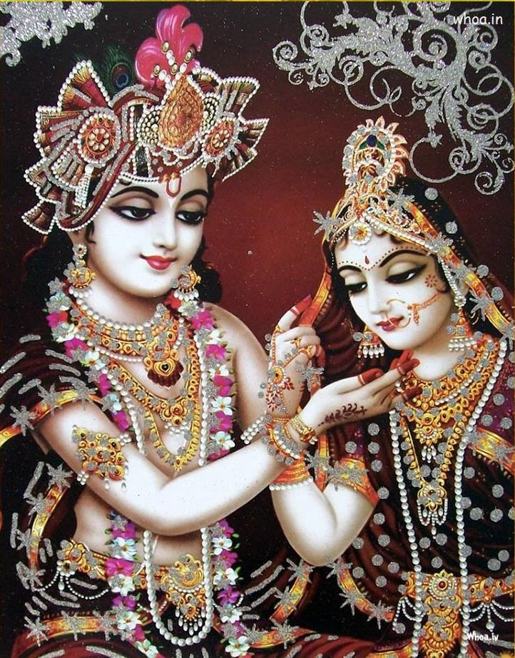 Radha Krishna Photos Gallery , HD Wallpaper & Backgrounds