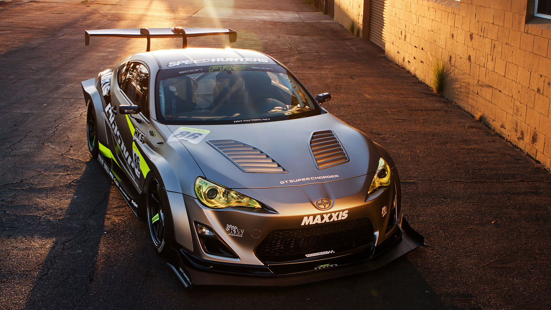 Scion Fr S Hd Wallpapers Scion Frs Decked Out 768716 Hd