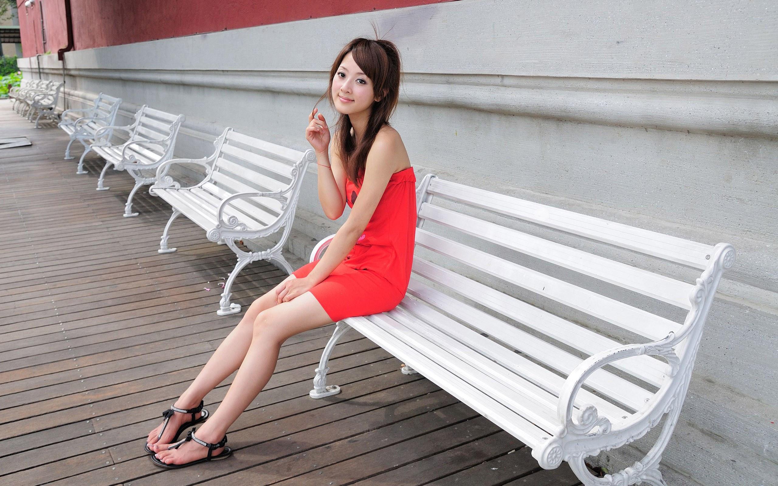 Asian Teen Feet Girl , HD Wallpaper & Backgrounds