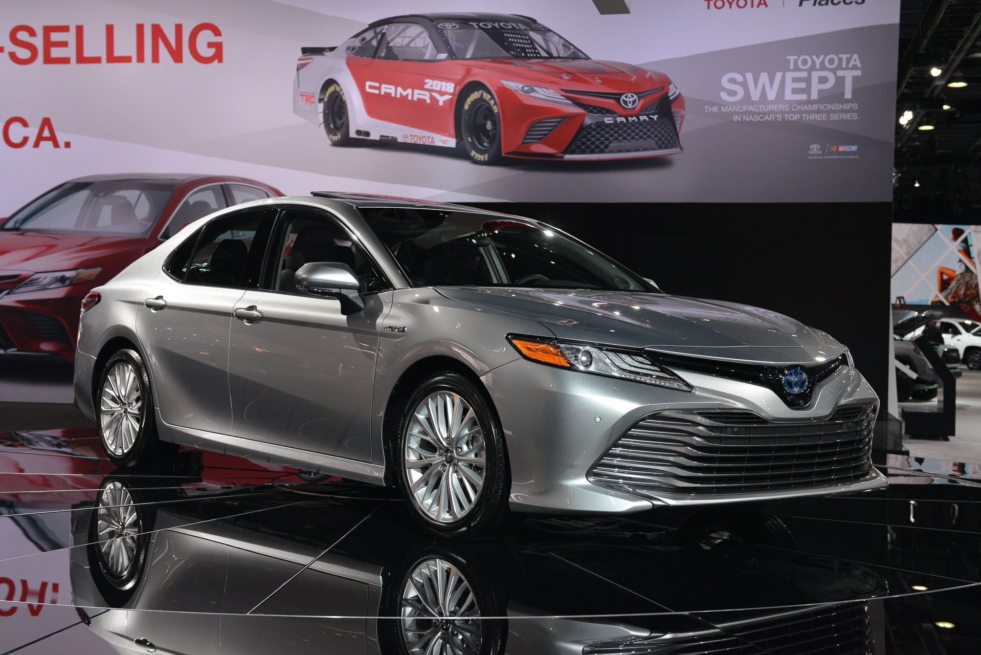 Camry Gas Mileage >> Download Image 2018 Toyota Camry Hybrid Gas Mileage