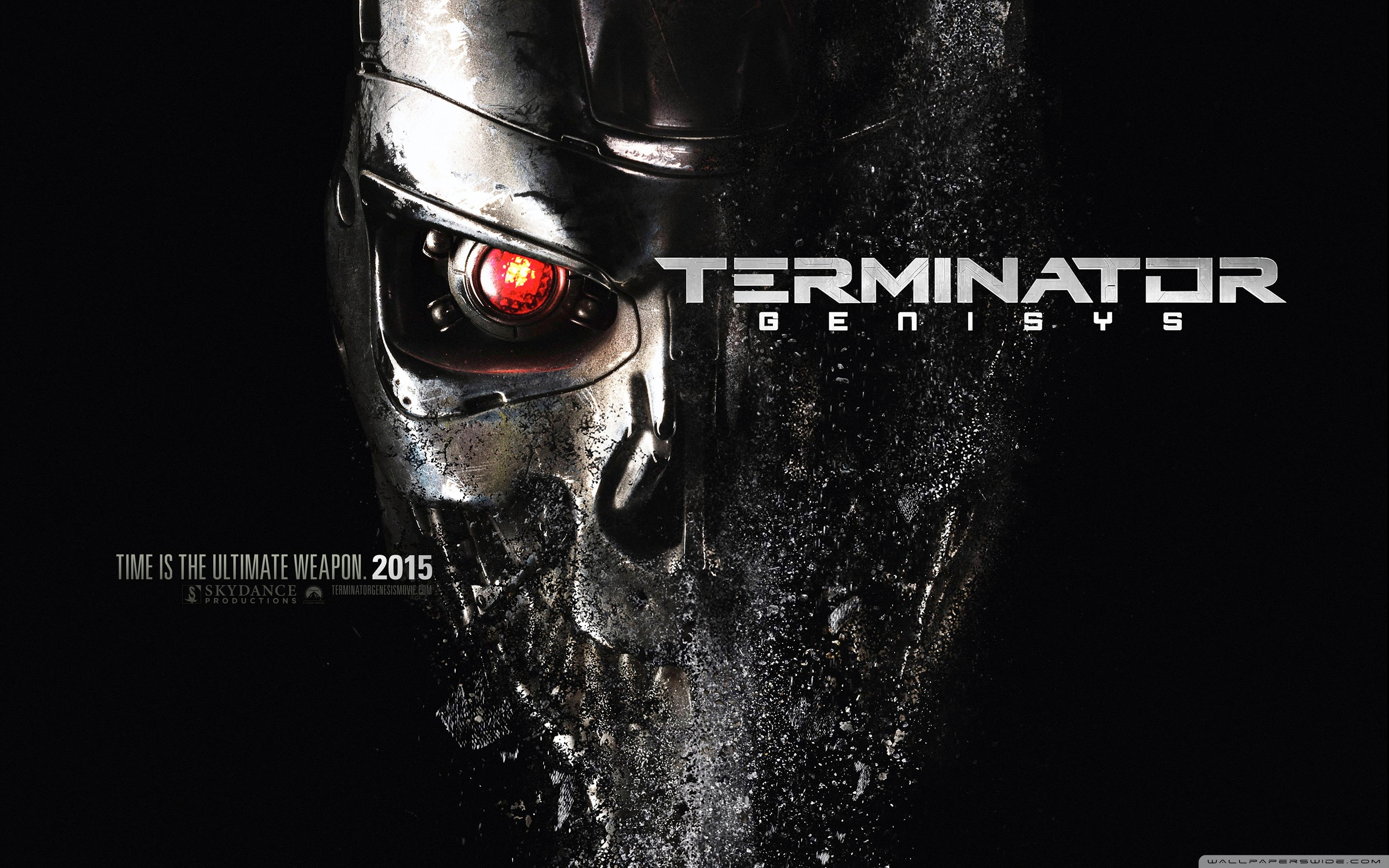 Terminator Genisys Hd Wide Wallpaper For 4k Uhd Widescreen