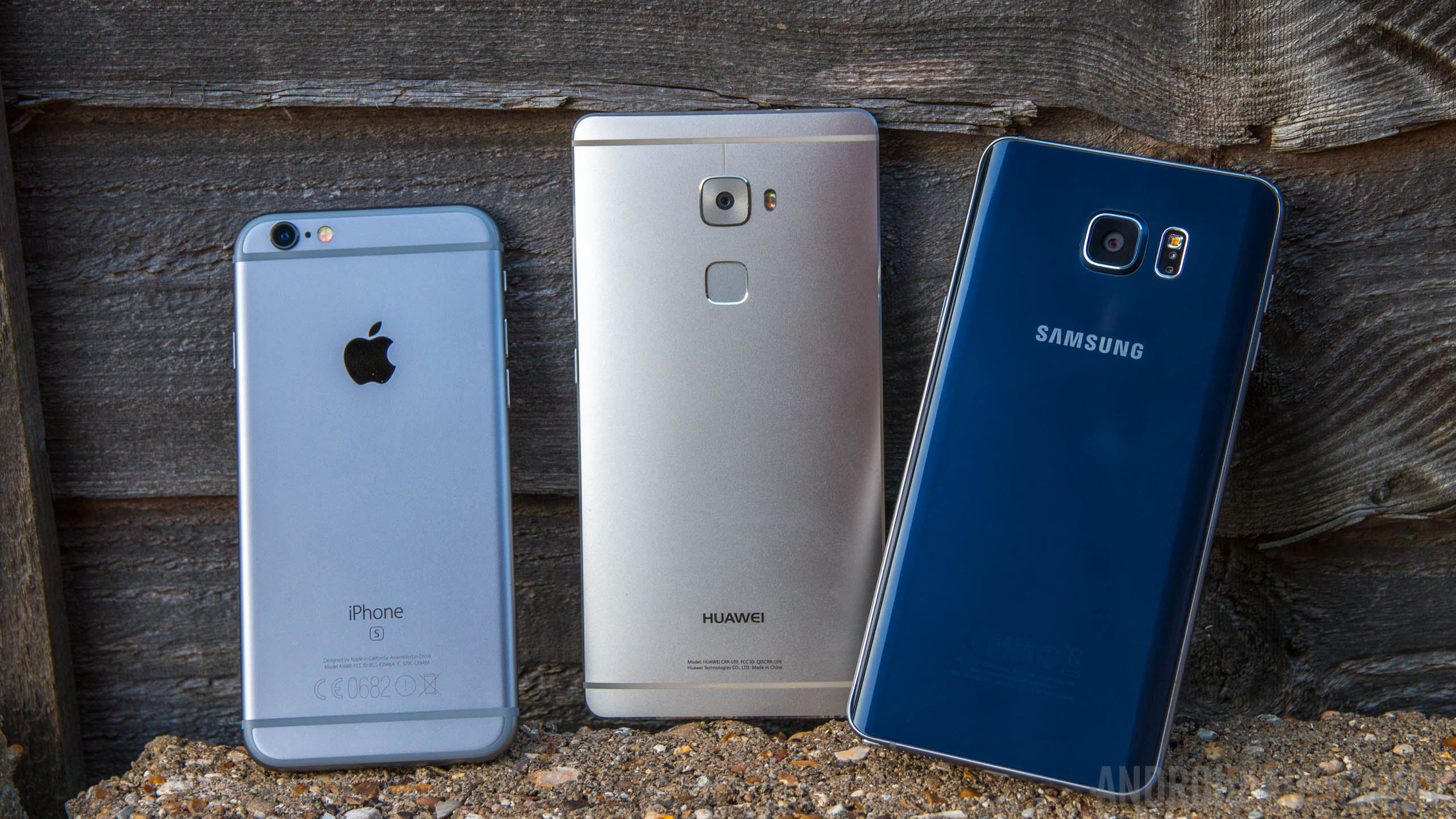 Galaxy Note 5 Vs Mate S Vs Iphone 6s - Mate S Vs Honor 8 , HD Wallpaper & Backgrounds