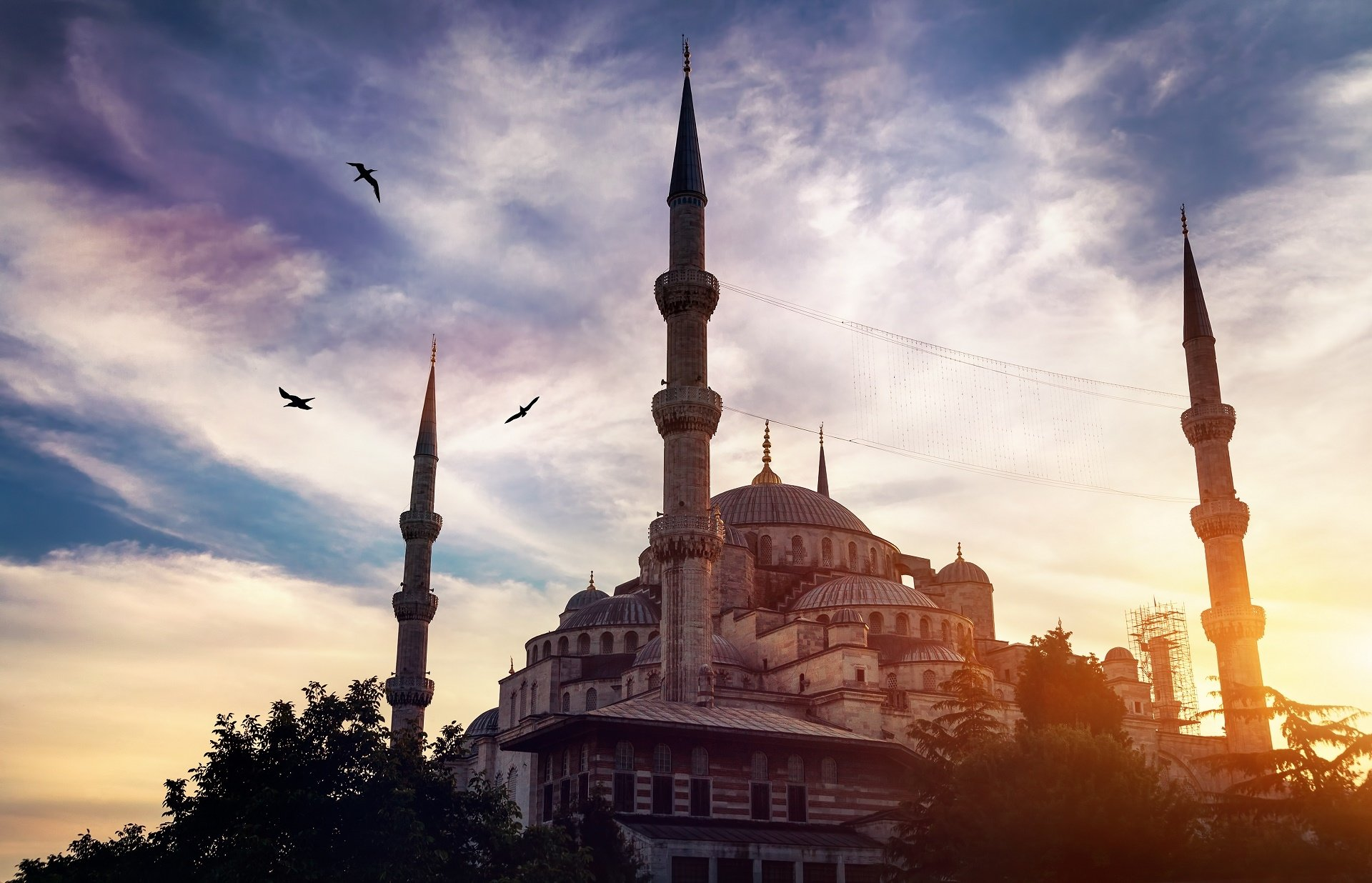 Hd Wallpaper Sultan Ahmed Mosque 775330 Hd Wallpaper