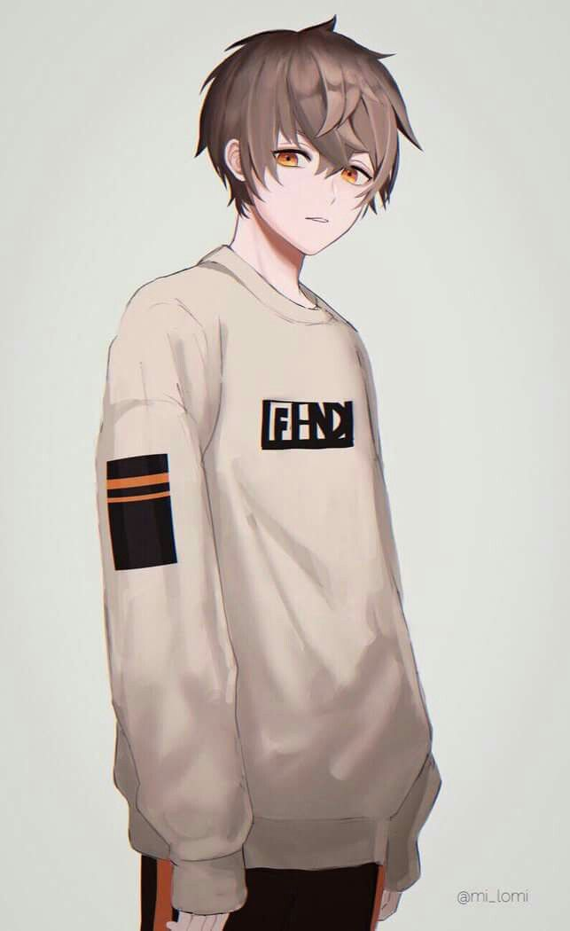 Bad Boy Cute Anime Boy Wallpaper