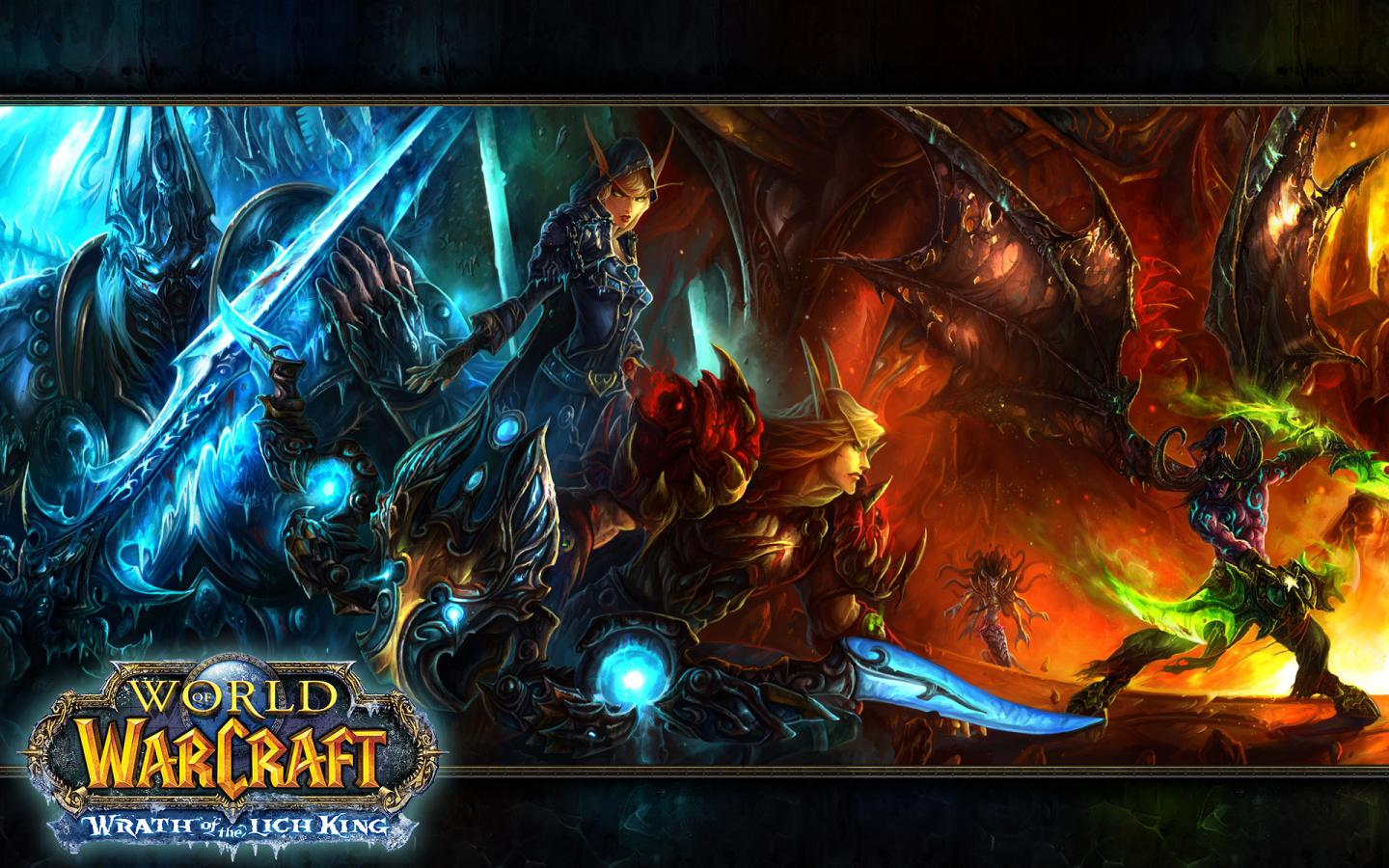 Wow Hd Wallpaper For Pc - Uhd World Of Warcraft , HD Wallpaper & Backgrounds