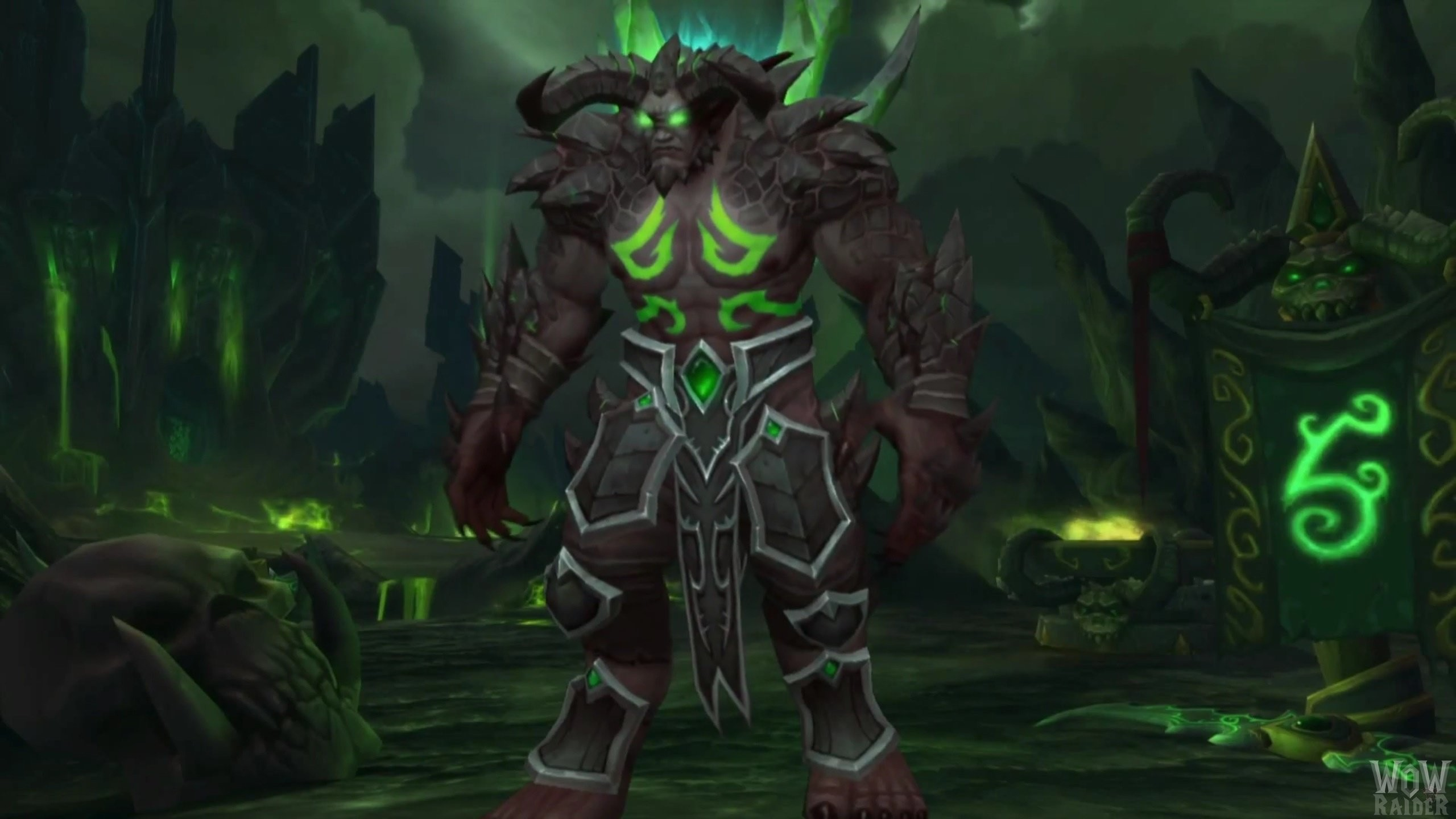 Wow Troll Wallpaper Demon Hunter Demon Form 778653 Hd Wallpaper Backgrounds Download