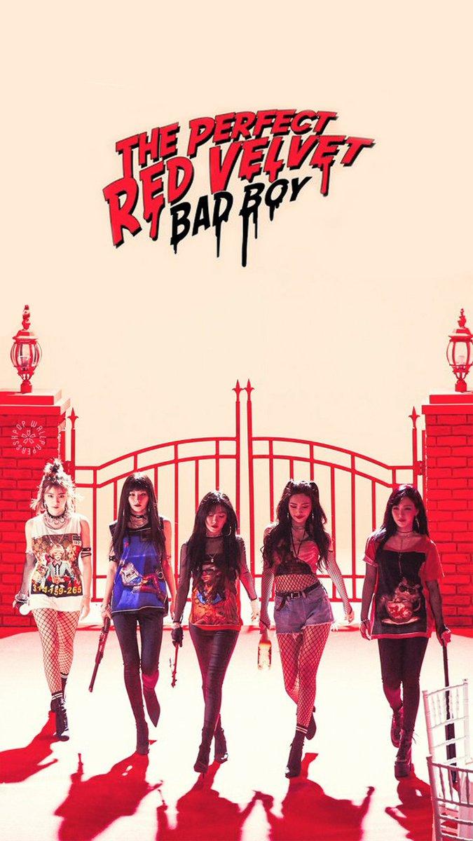 Kpop Wallpapers On Twitter Red Velvet Bad Boy 783392