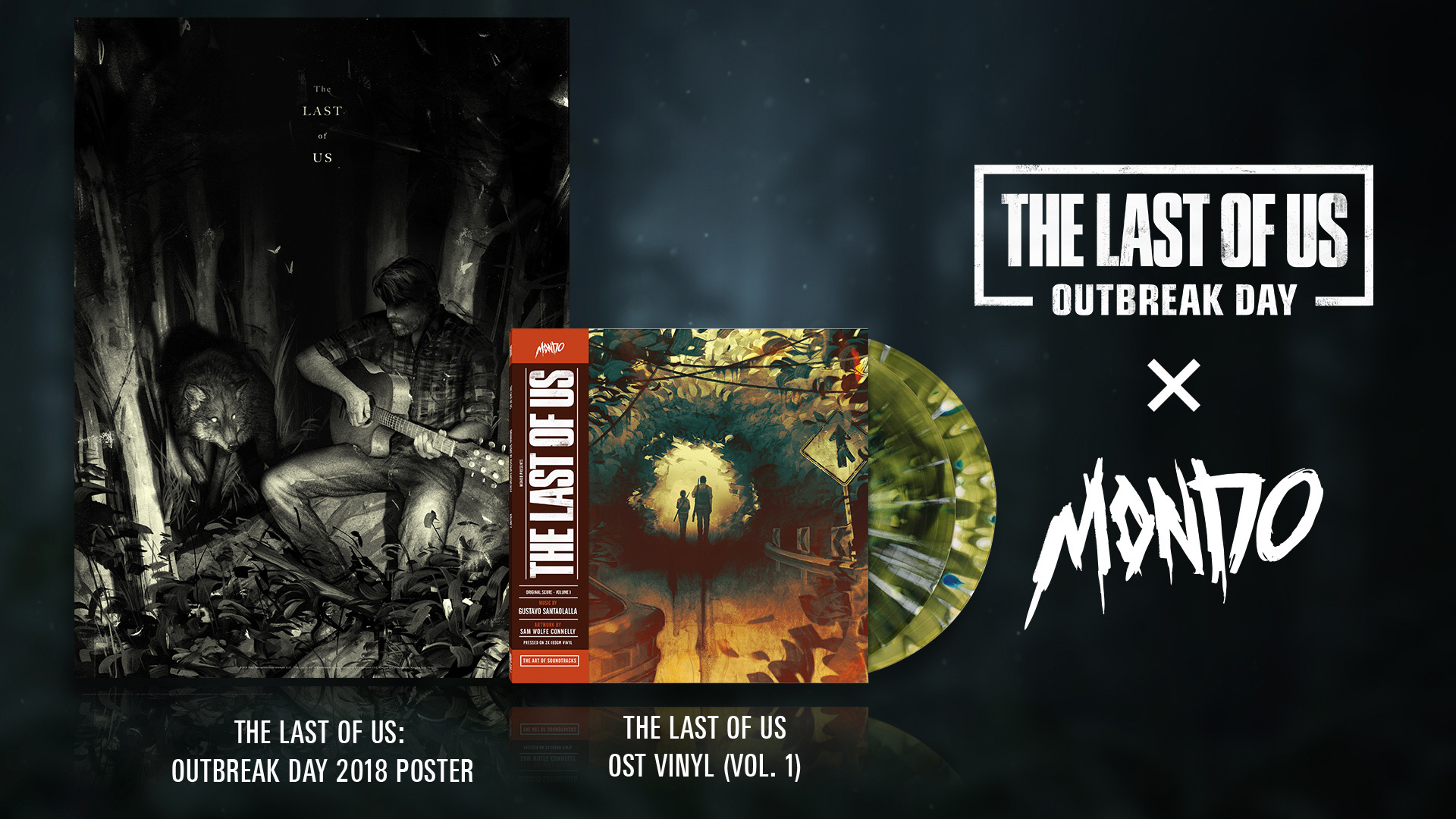 We're Excited To Continue Our Collaboration With Mondo - Last Of Us Part 2 Collector's Edition , HD Wallpaper & Backgrounds