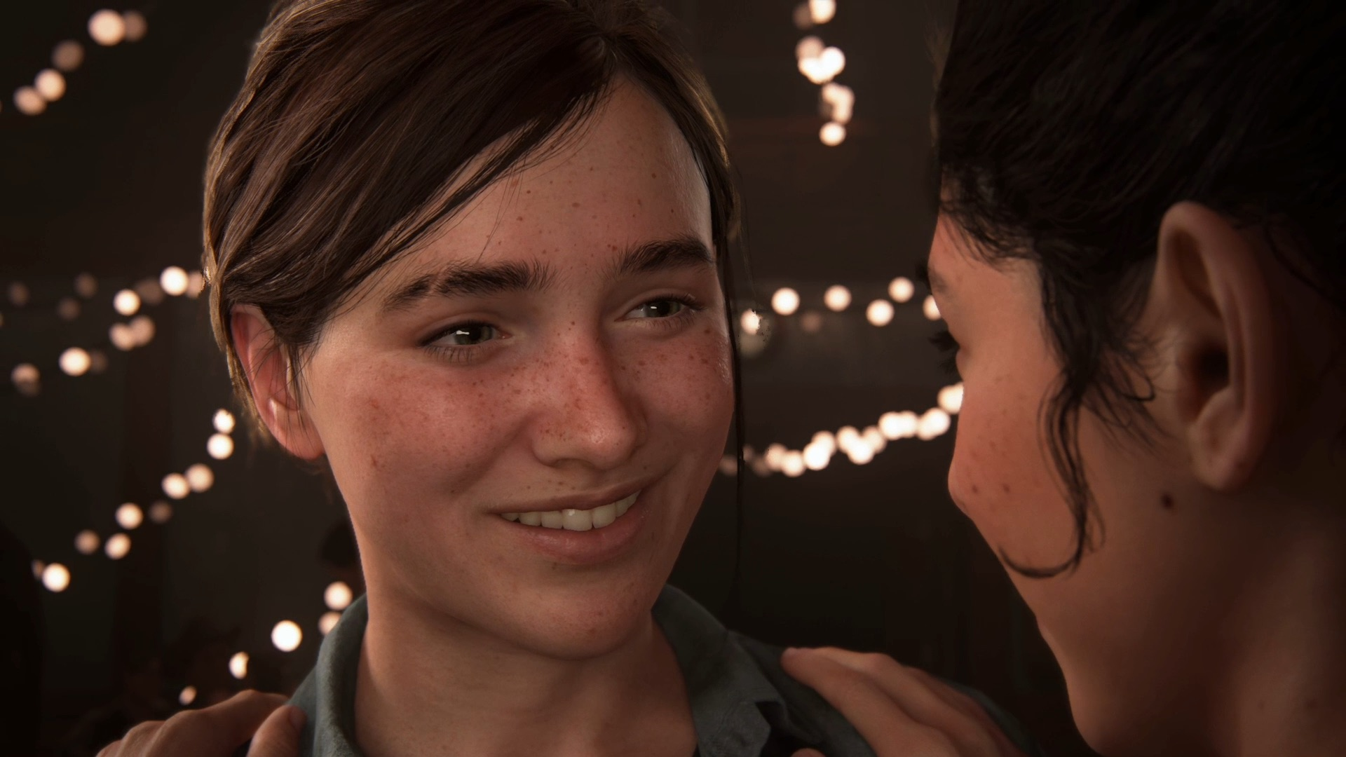 The Eyes Of The Last Of Us Part 2 Naughty Dog/sony - Last Of Us Part Ii , HD Wallpaper & Backgrounds