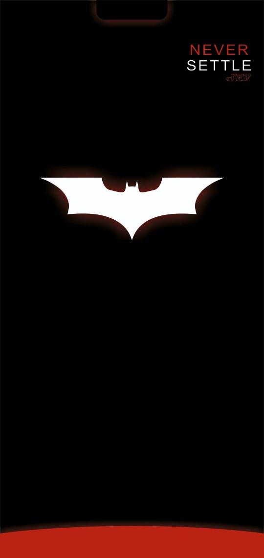 View Attachment Batman Logo Wallpaper For Oneplus 6