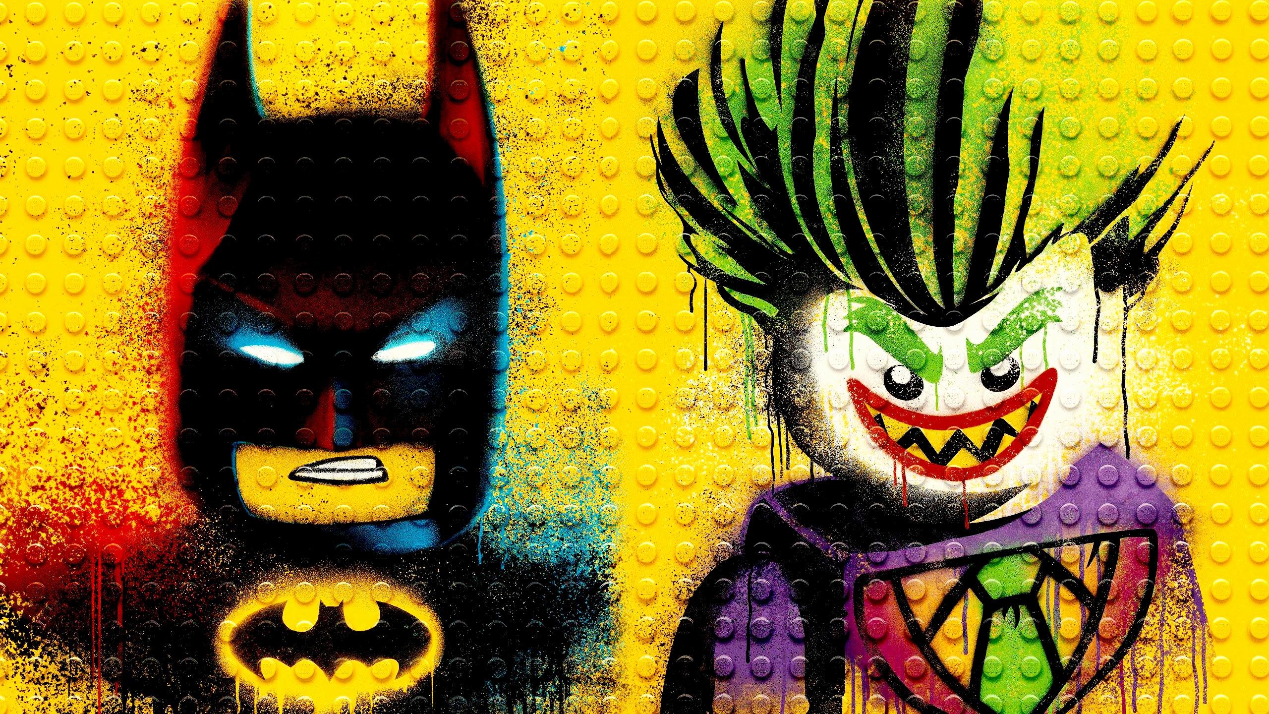 The Lego Batman Wallpaper - Lego Batman Movie , HD Wallpaper & Backgrounds