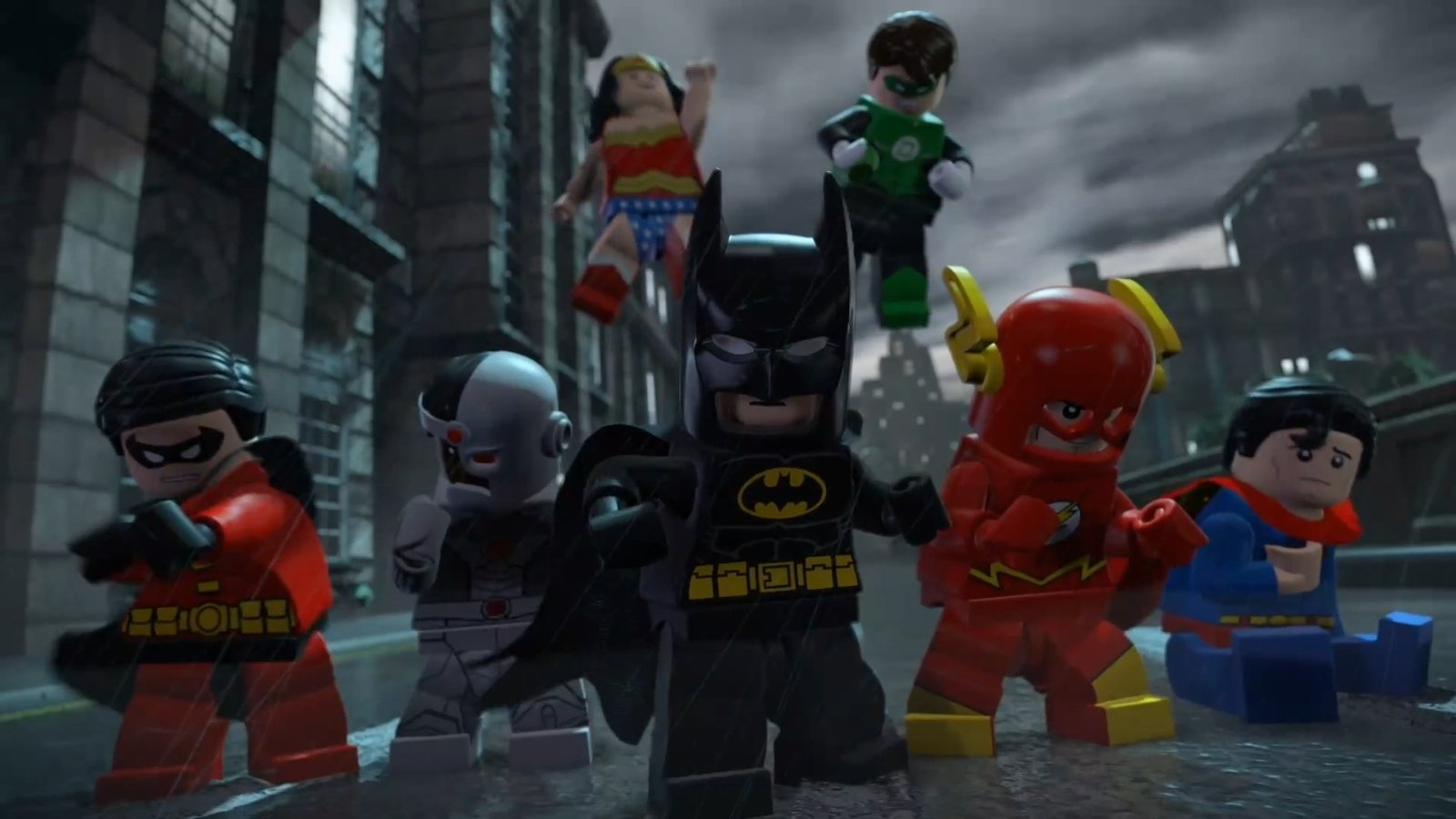 Lego Batman - Lego Batman The Movie Game , HD Wallpaper & Backgrounds