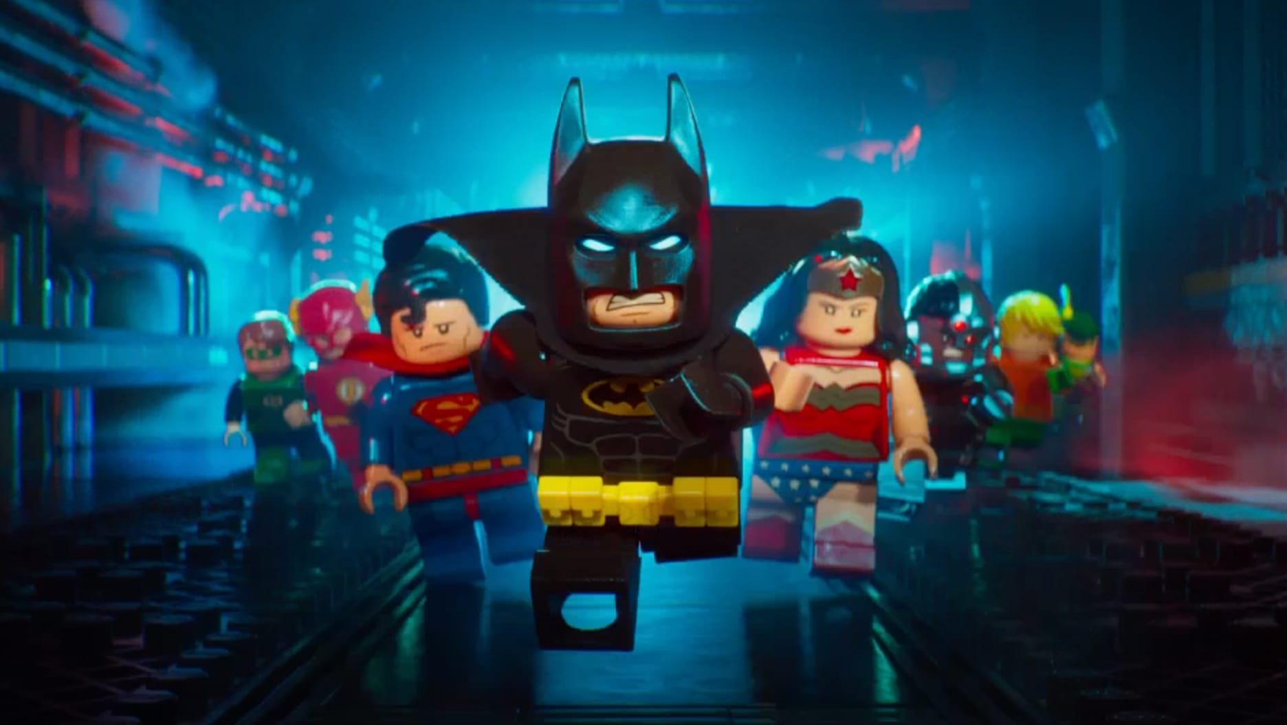 Lego Batman Movie Wallpaper - Lego Batman Movie 2017 , HD Wallpaper & Backgrounds