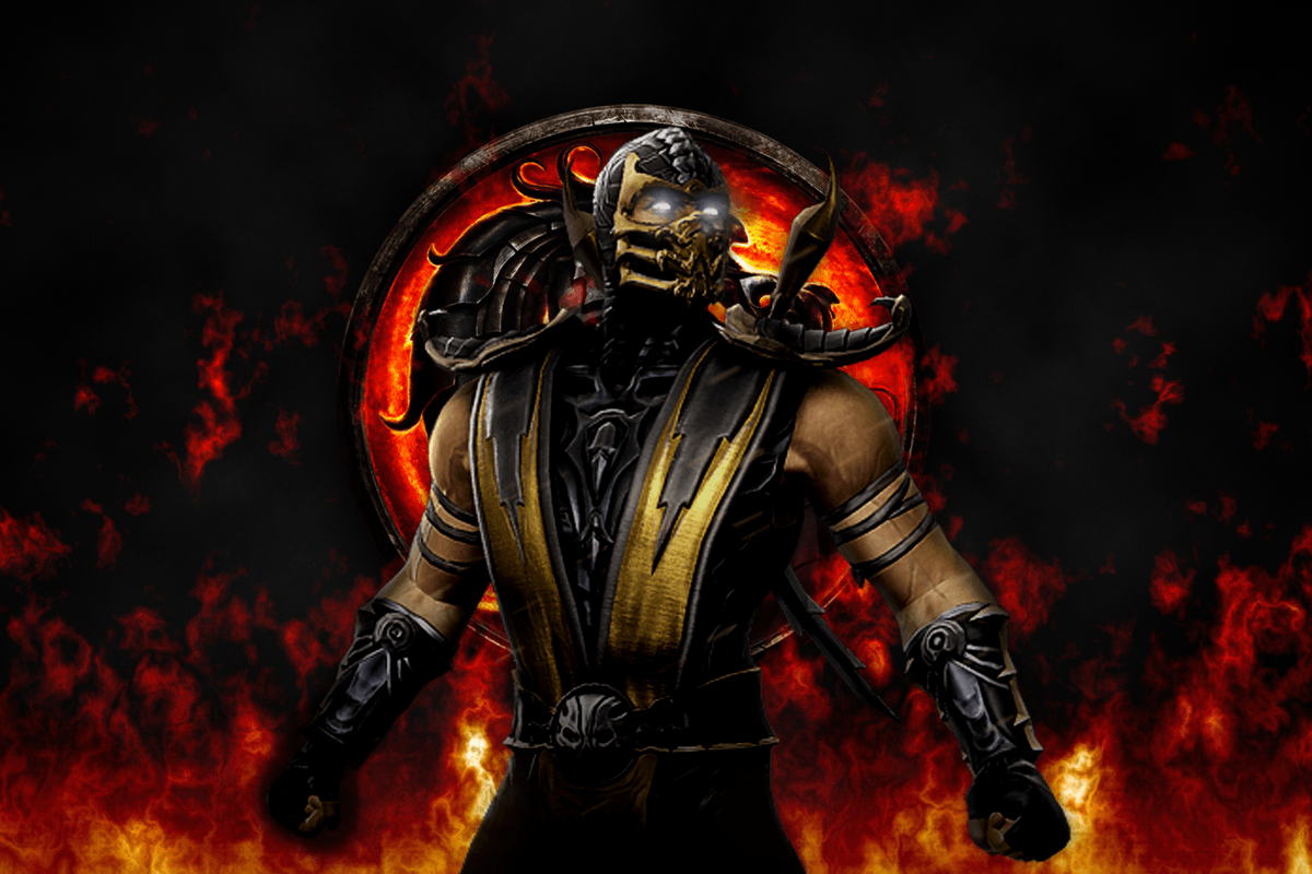 Mortal Kombat 9 Scorpion Wallpaper Scorpion Mortal Kombat