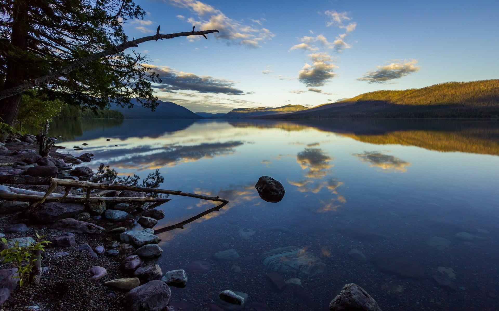 Lake , HD Wallpaper & Backgrounds