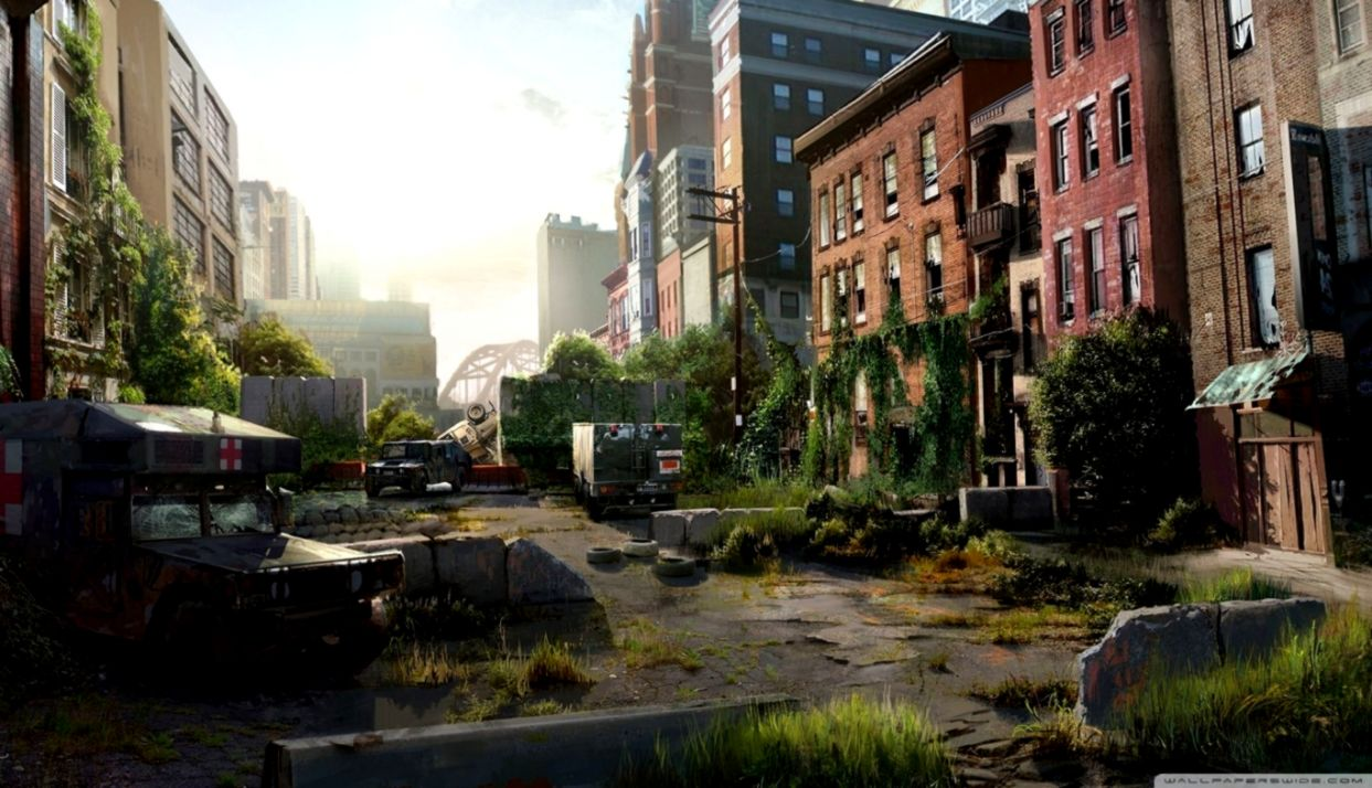 The Last Of Us Video Game ❤ 4k Hd Desktop Wallpaper - Last Of Us Scenario , HD Wallpaper & Backgrounds