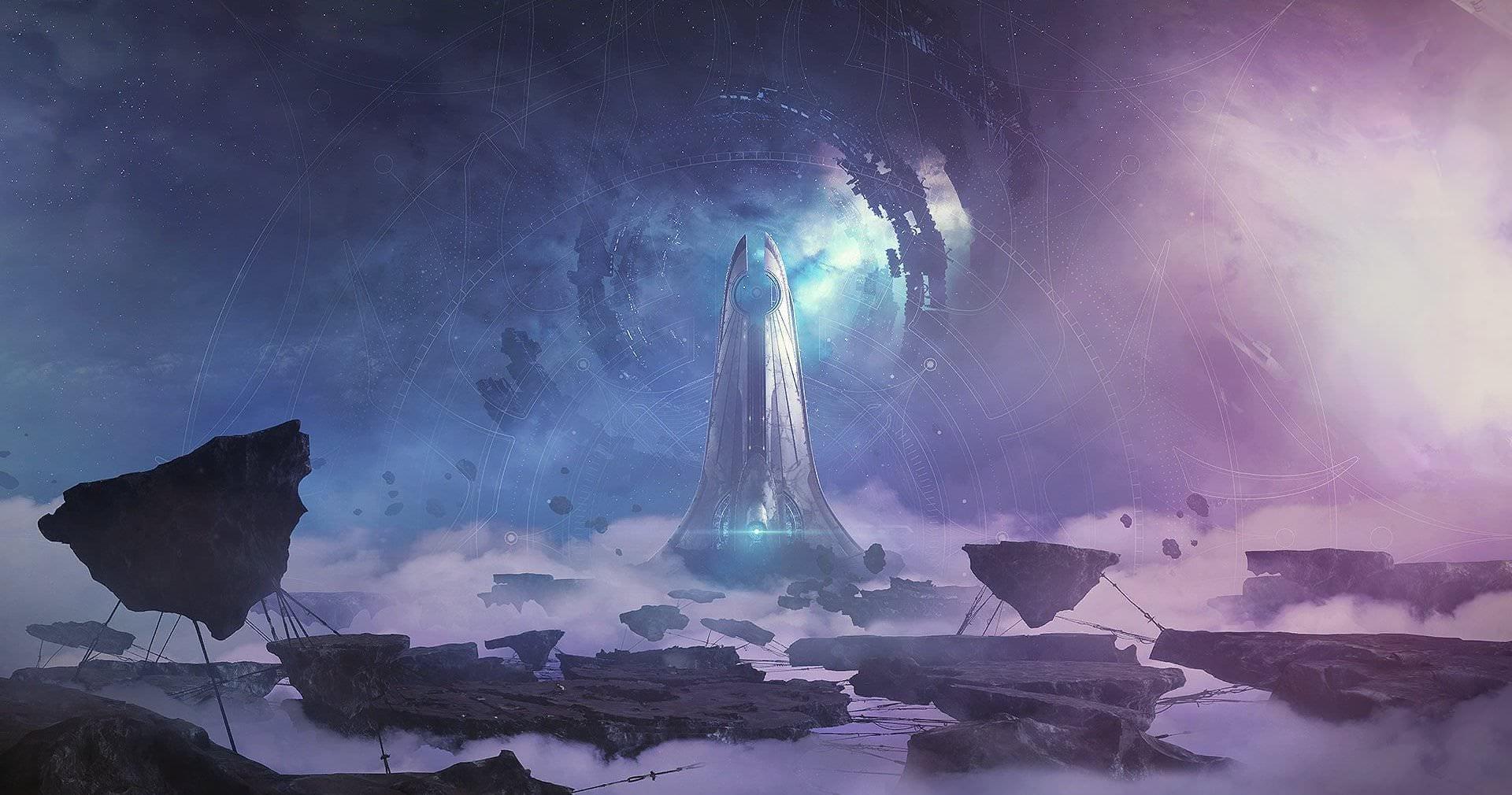 Destiny Destiny 2 Sky Night Wish 15 Destiny 2 798523 Hd Wallpaper Backgrounds Download