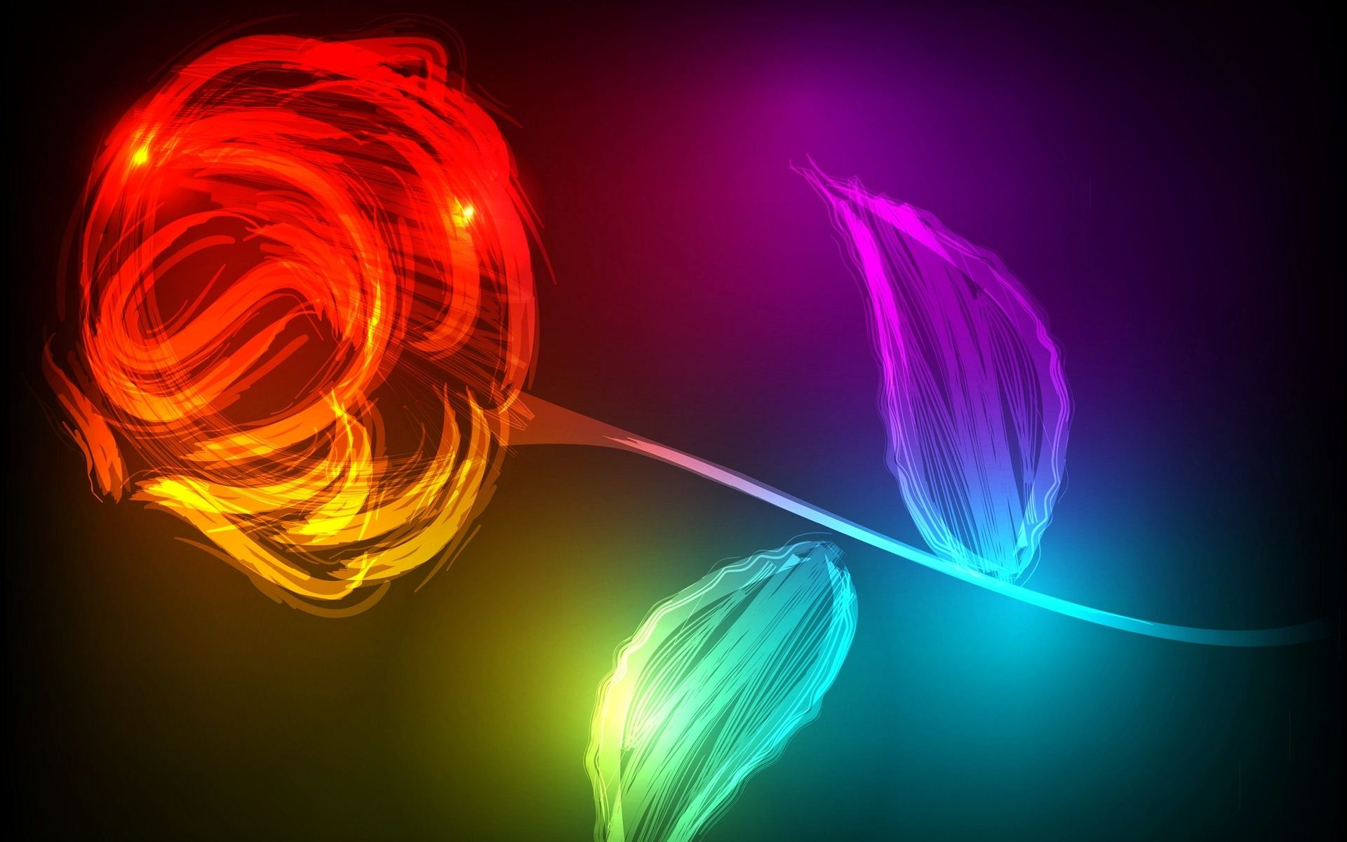 79 799253 abstract beautiful rose beautiful 3d wallpapers for laptop