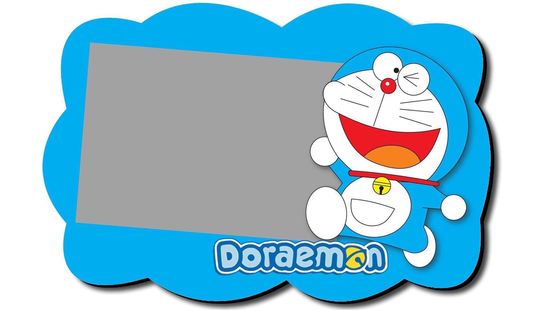 Doraemon Wallpaper - Doraemon Birthday Card Template (#80494) - HD ...