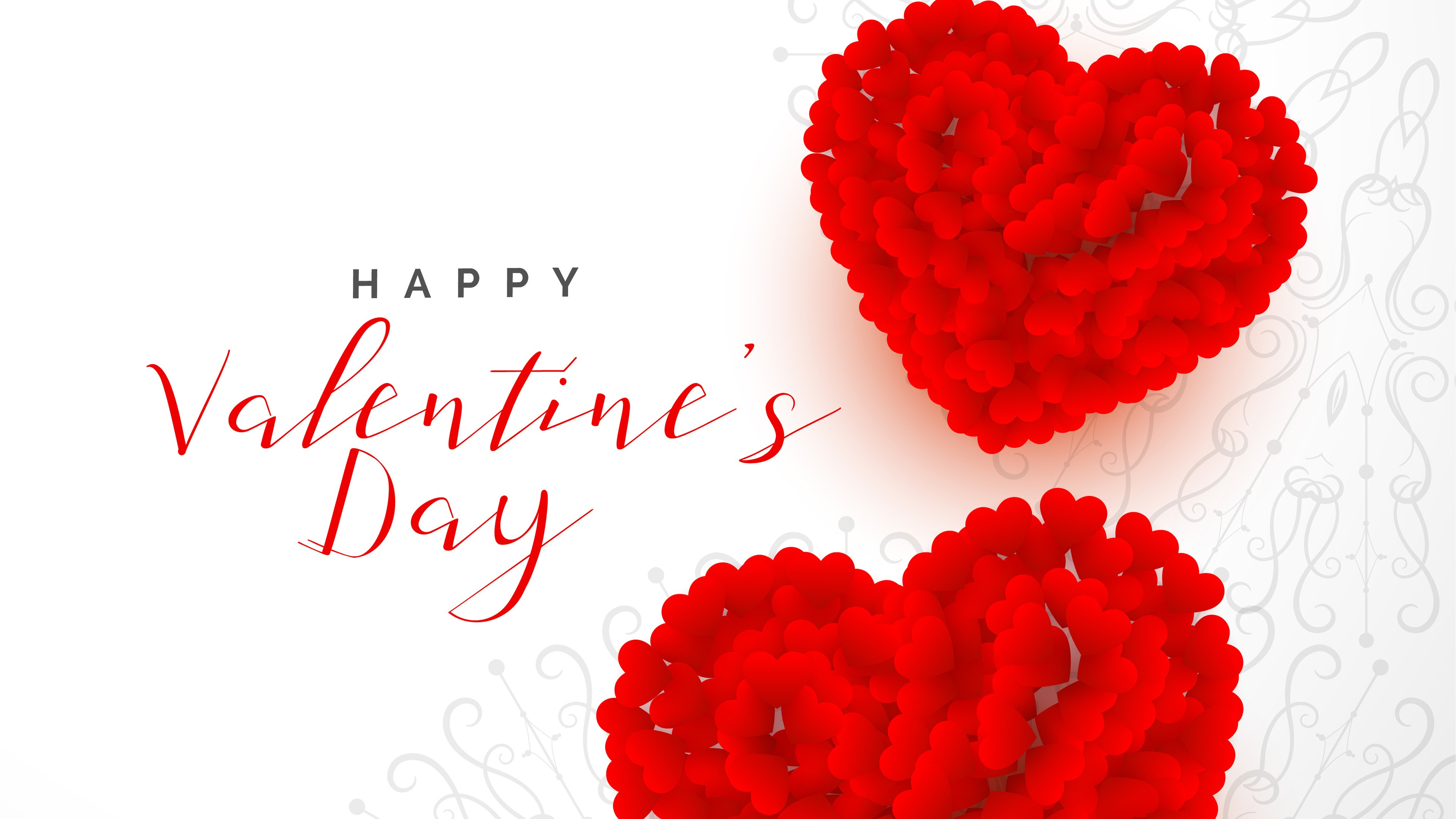 Happy Valentines Day 2019 , HD Wallpaper & Backgrounds