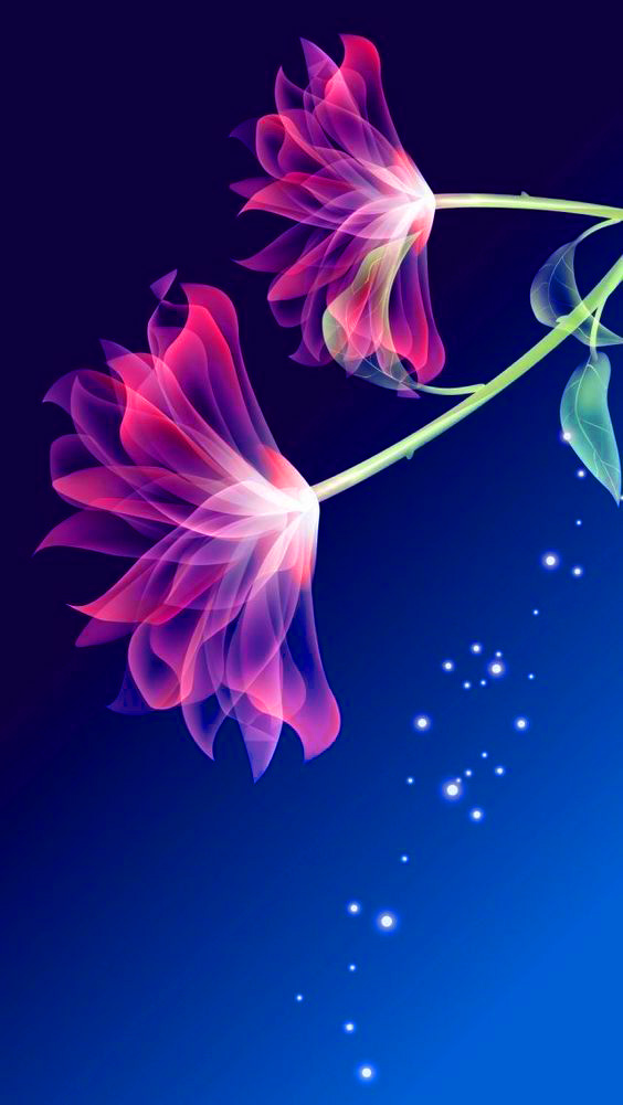 Beautiful Mobile Photo Wallpaper Pictures Pics Hd Download - Abstract Flowers , HD Wallpaper & Backgrounds