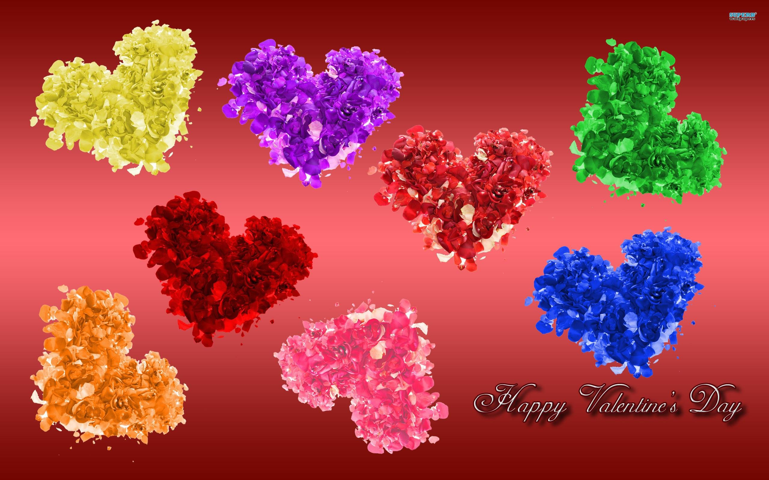 Wallpapers For Happy Valentines Day Wallpaper Desktop - Cute Happy Valentines Day , HD Wallpaper & Backgrounds