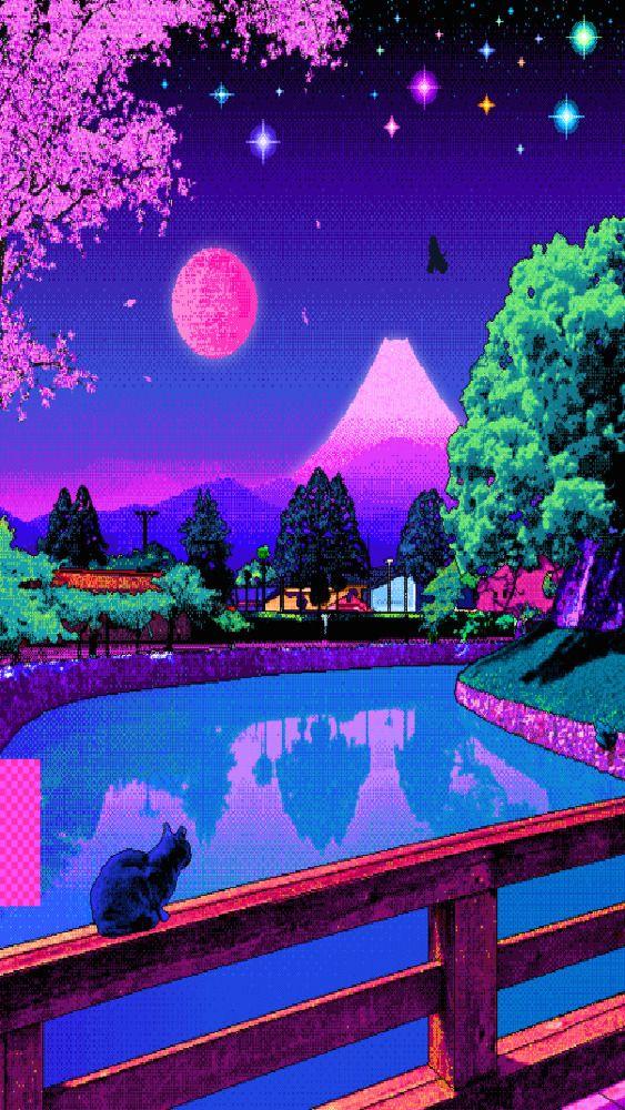 Pixel Art Wallpaper Pixel Art 81675 Hd Wallpaper