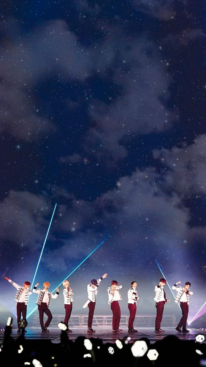 Lockscreen Exo , HD Wallpaper & Backgrounds