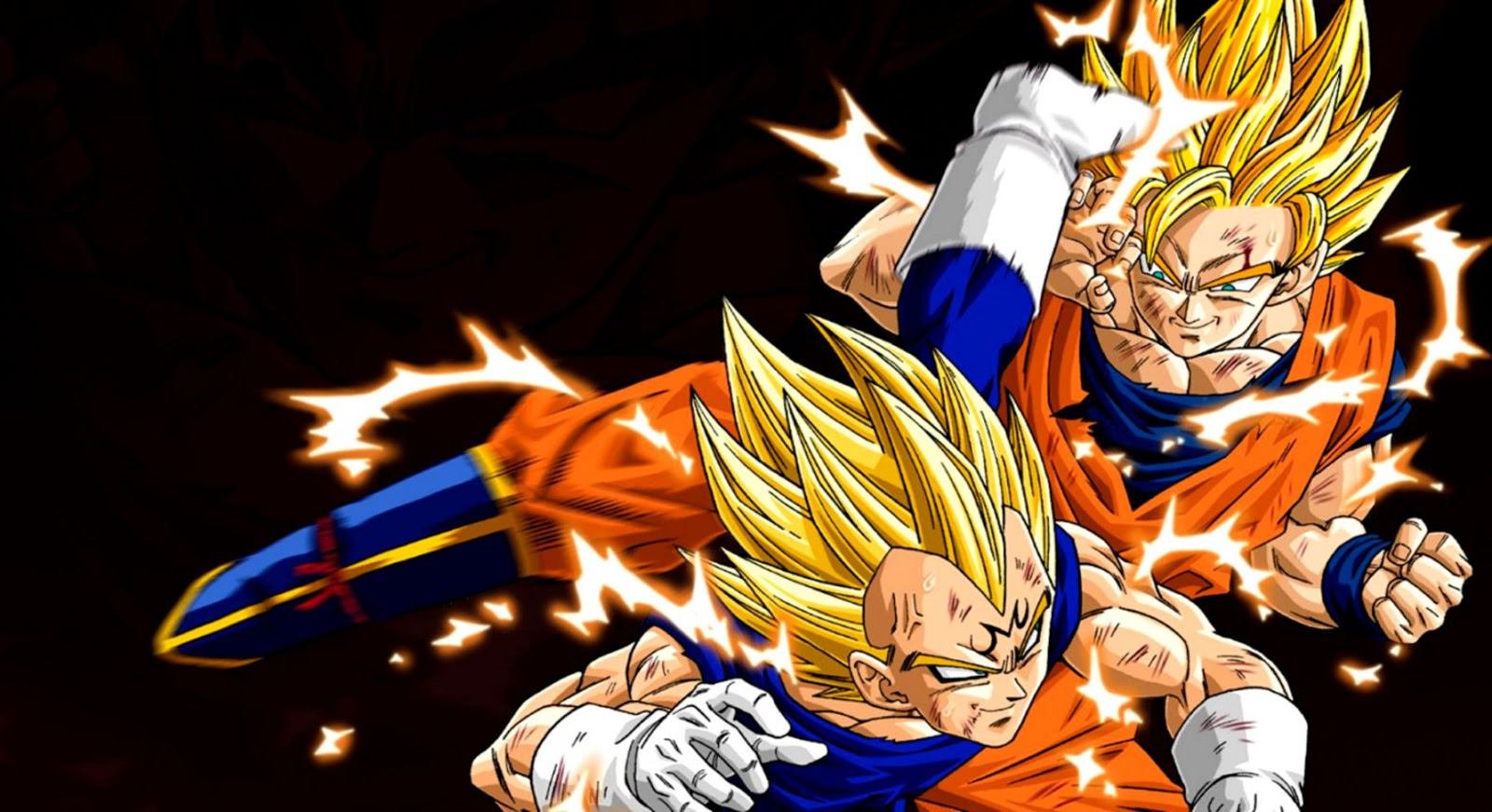 Goku And Vegeta Wallpaper 59 Pictures Dragon Ball Z Hd 82192 Hd Wallpaper Backgrounds Download