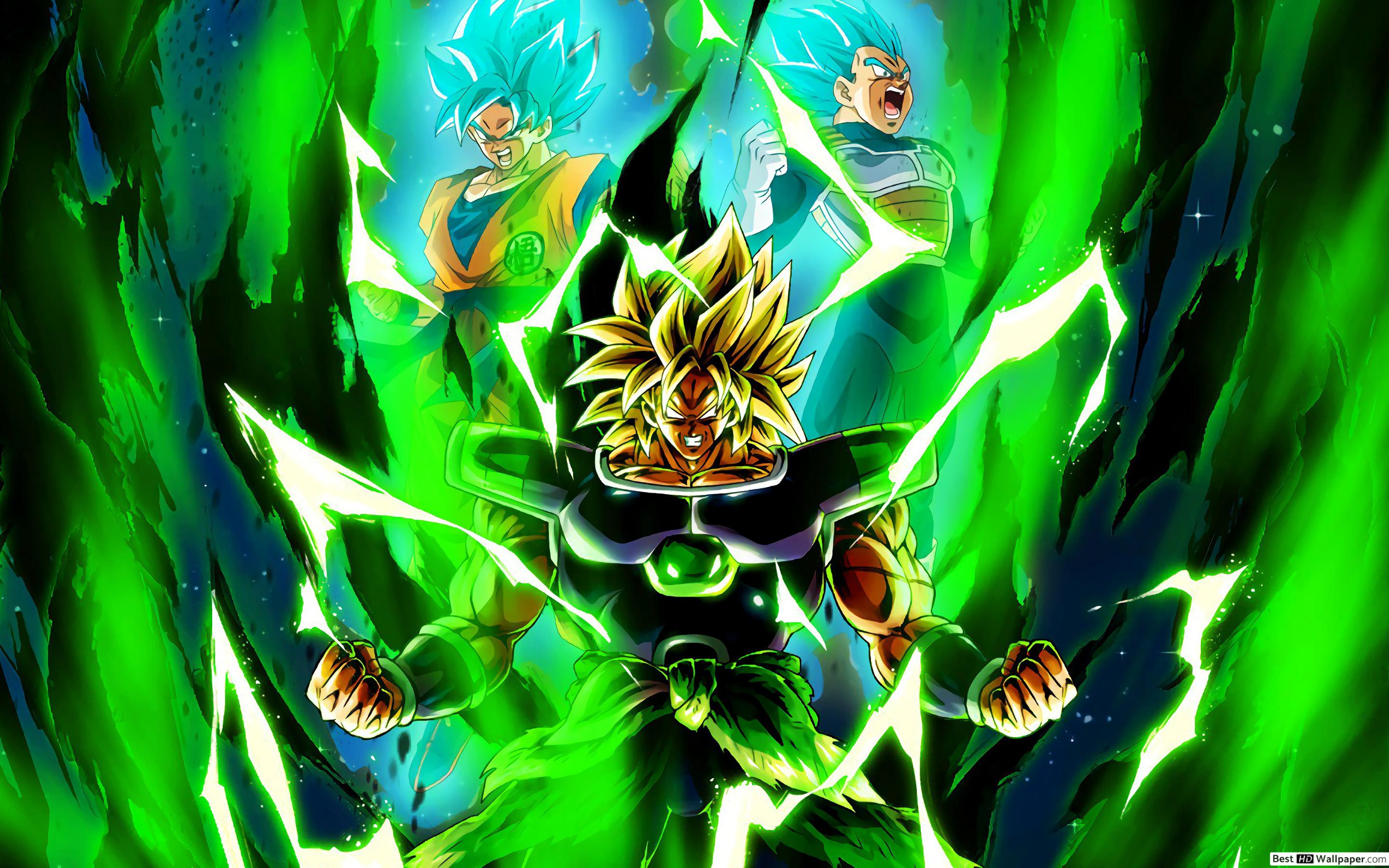 Wide Dragon Ball Super Broly Hd 82647 Hd Wallpaper