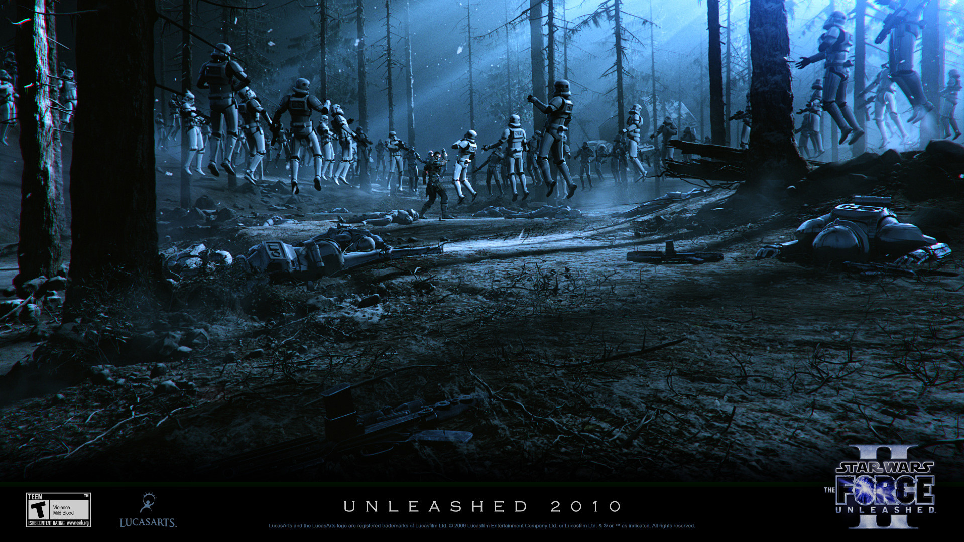 Download - Star Wars - Tfu2 , HD Wallpaper & Backgrounds
