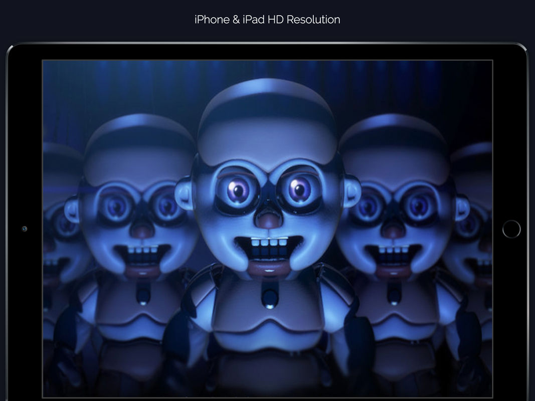Fnaf Wallpapers Is Here To Bring You Only The Best Five Nights