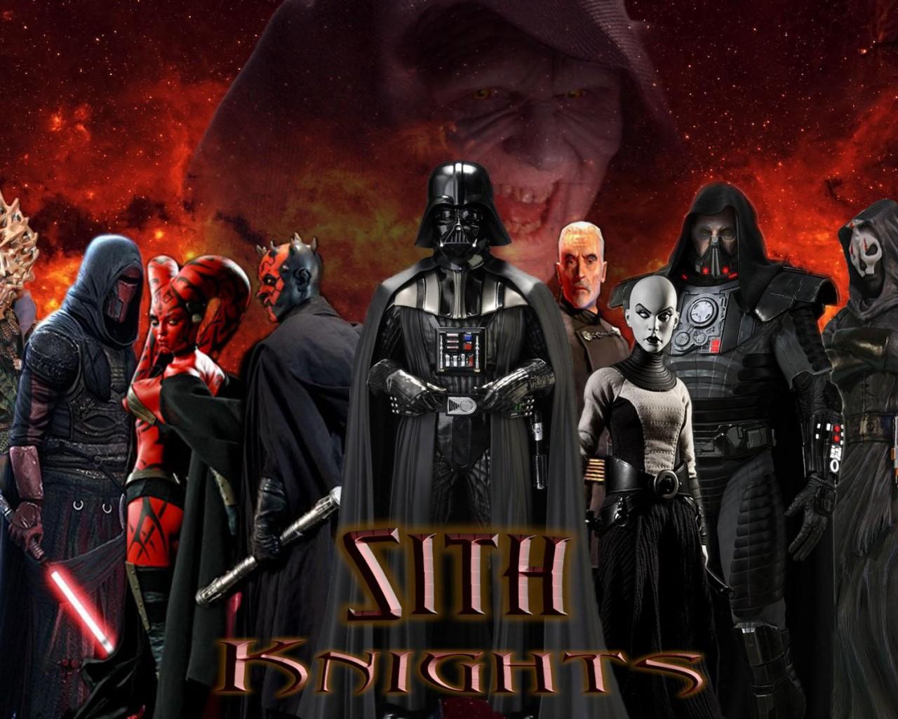 Star Wars Wallpaper Star Wars Sith Wallpaper Hd , HD Wallpaper & Backgrounds