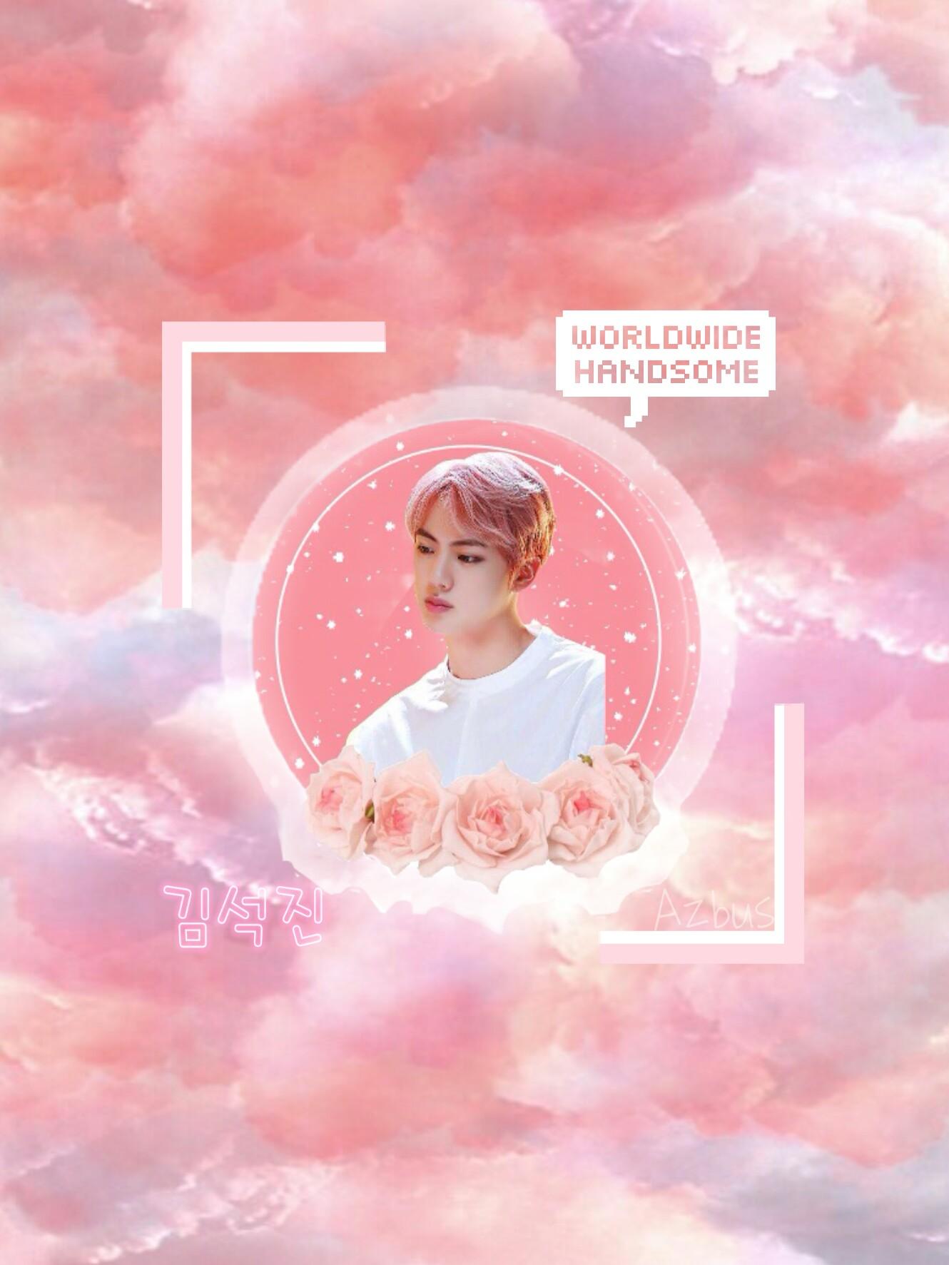Bts Jin Kpop Hbd Kpopwallpaper Wallpaper Aesthetic Aesthetic Kpop Wallpaper Bts 83594 Hd Wallpaper Backgrounds Download