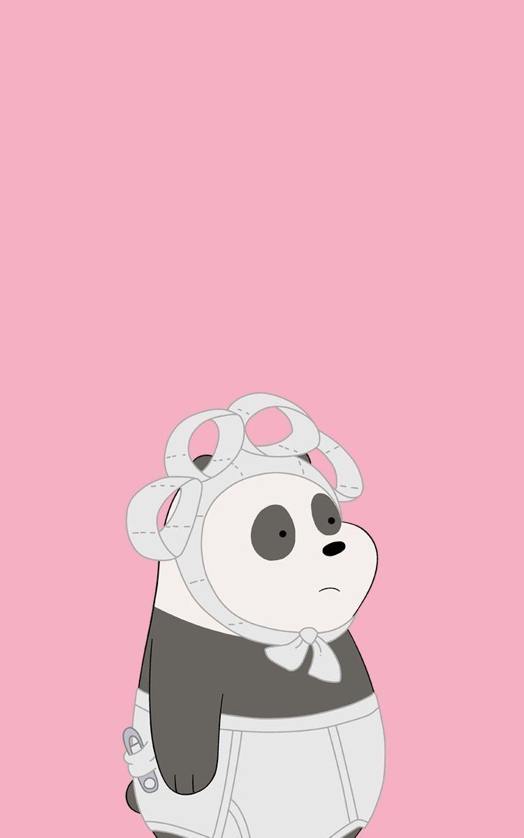 We Bare Bears 2 Lock Screen Wallpaper Panda Wallpaper We