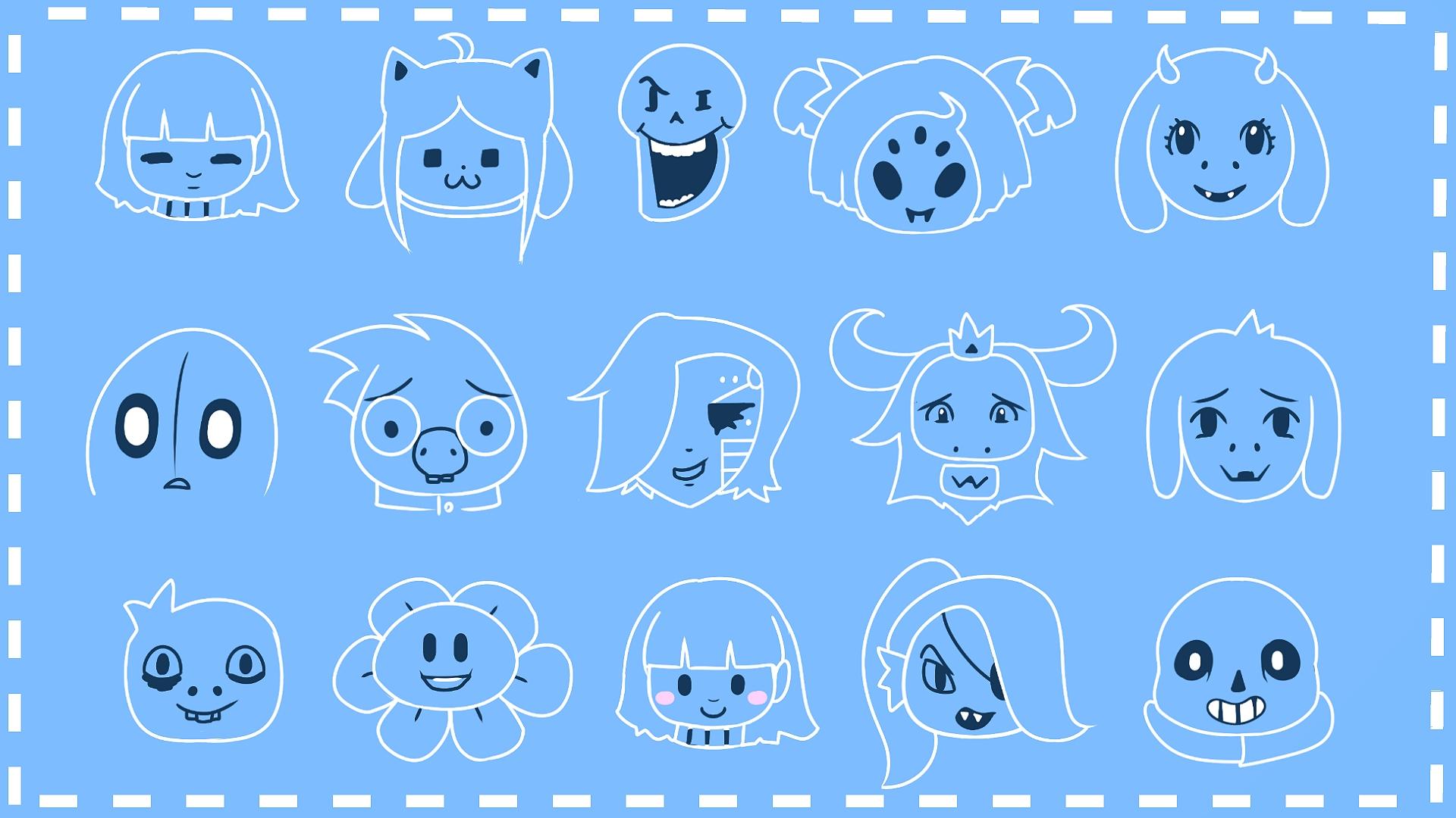 Amazing Undertale Wallpaper Animal Crossing 84588 Hd