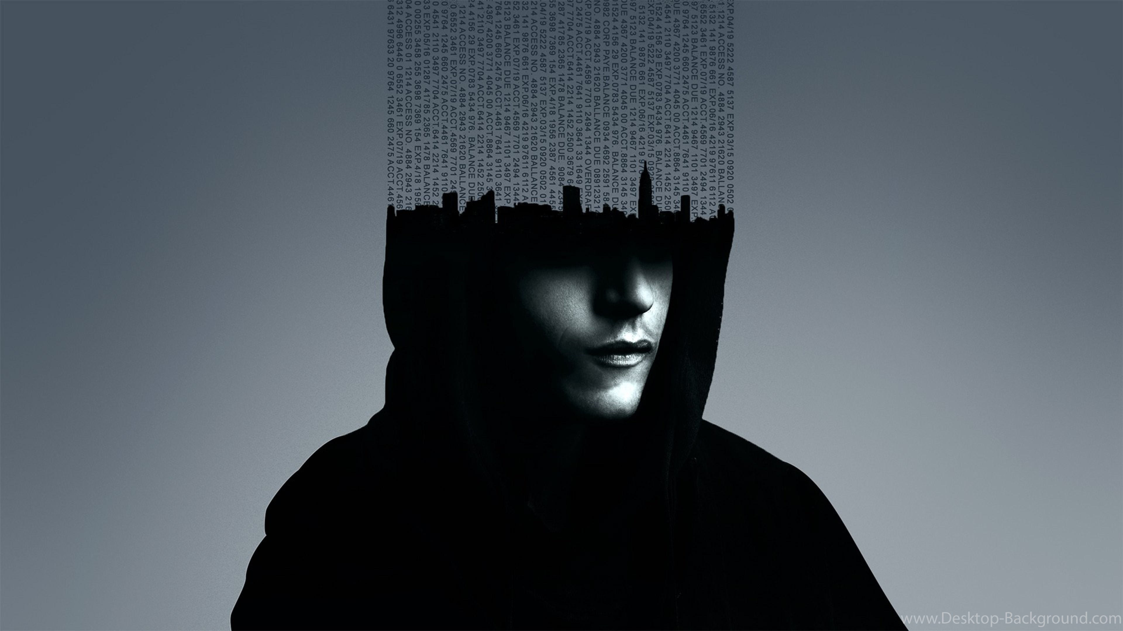 Wide Mr Robot Full Hd 84873 Hd Wallpaper