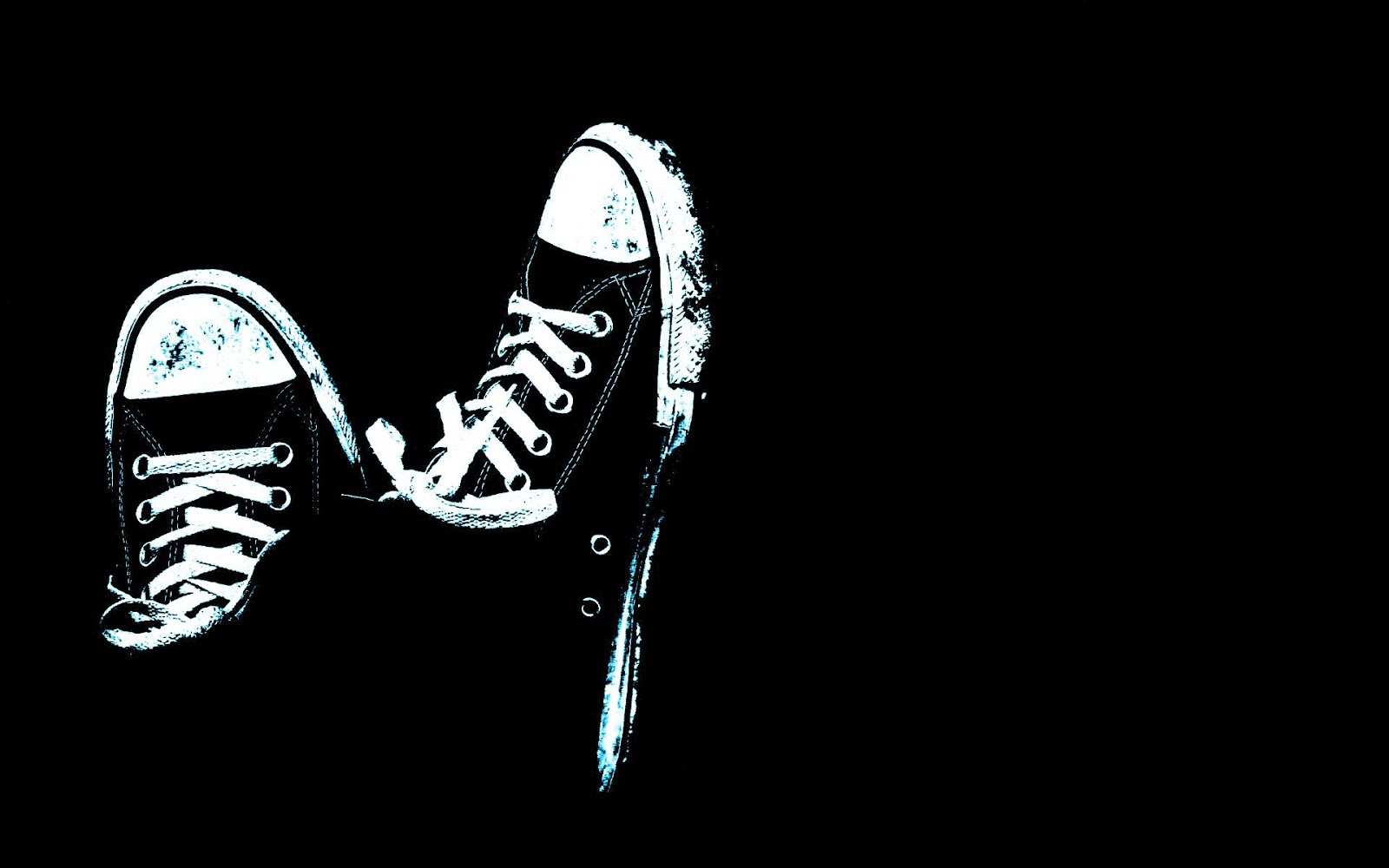 Wallpaper - Sneakers Black And White , HD Wallpaper & Backgrounds