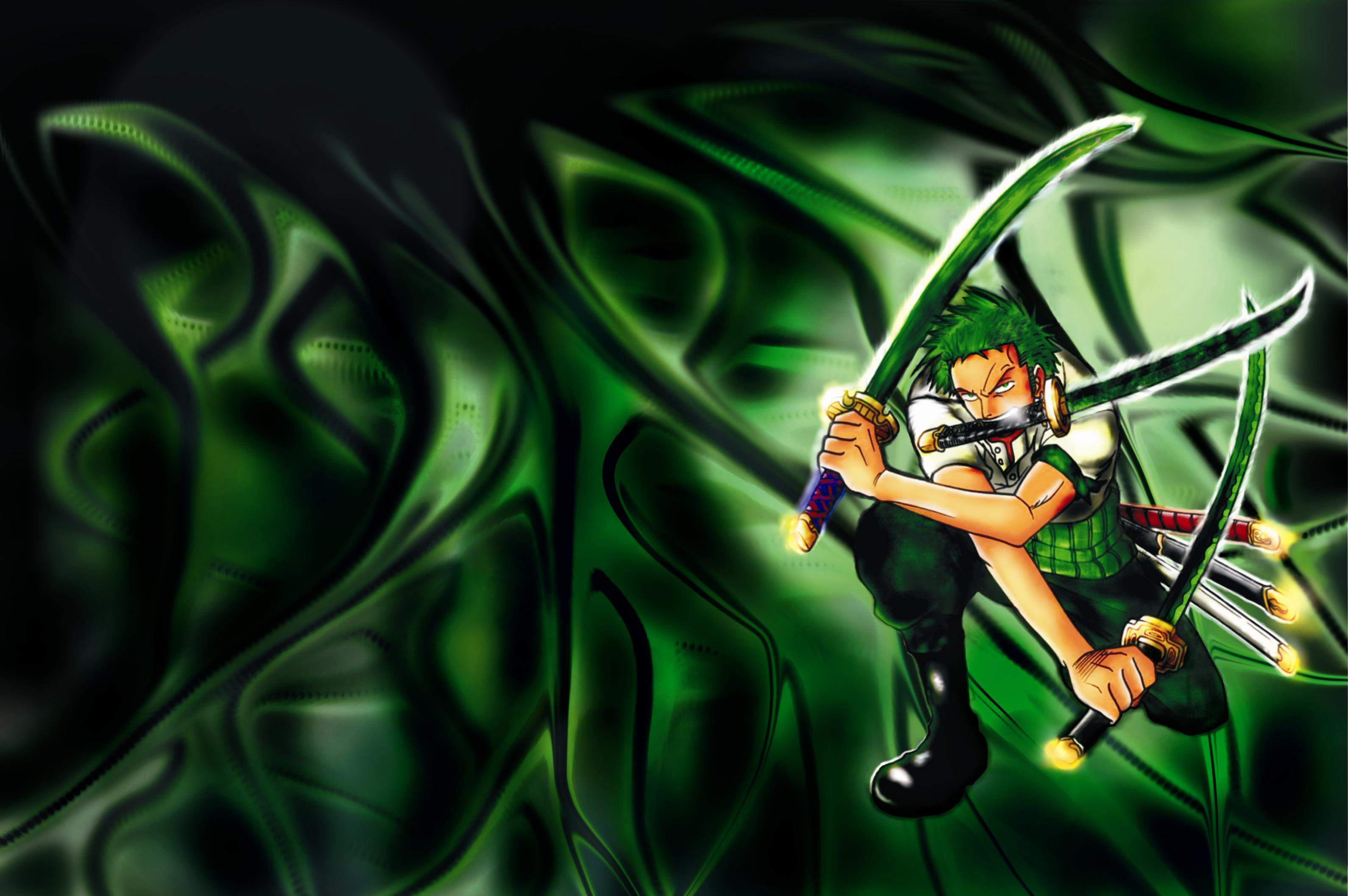 Zoro E Piece Wallpapers HD Wallpaper