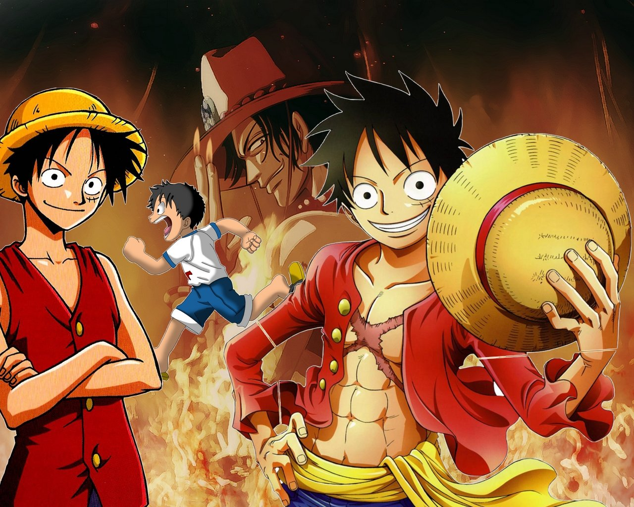 Free One Piece High Quality Wallpaper Id One Piece