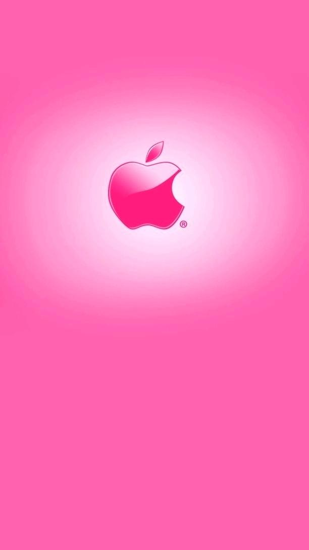 Gambar Wallpaper Wallpaper Hp Cute Pink Gambar Wallpaper - Pink Apple Wallpaper Hd , HD Wallpaper & Backgrounds