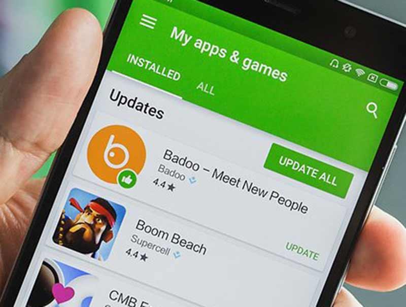 Jangan Sembarang Pasang Aplikasi Wallpaper, Virus Expensivewall - Google Play , HD Wallpaper & Backgrounds