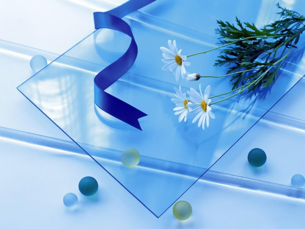 Flores Tema Azul Imagens De Fundo Papel De Parede - Fondos De Pantalla De Flores Azules , HD Wallpaper & Backgrounds