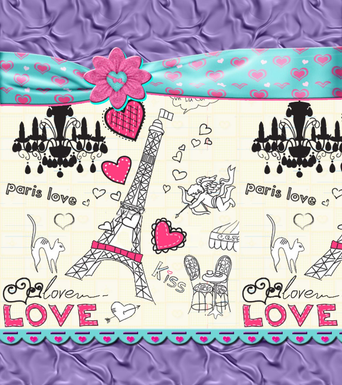 Gambar Wallpaper Paris Paris Love HD Wallpaper
