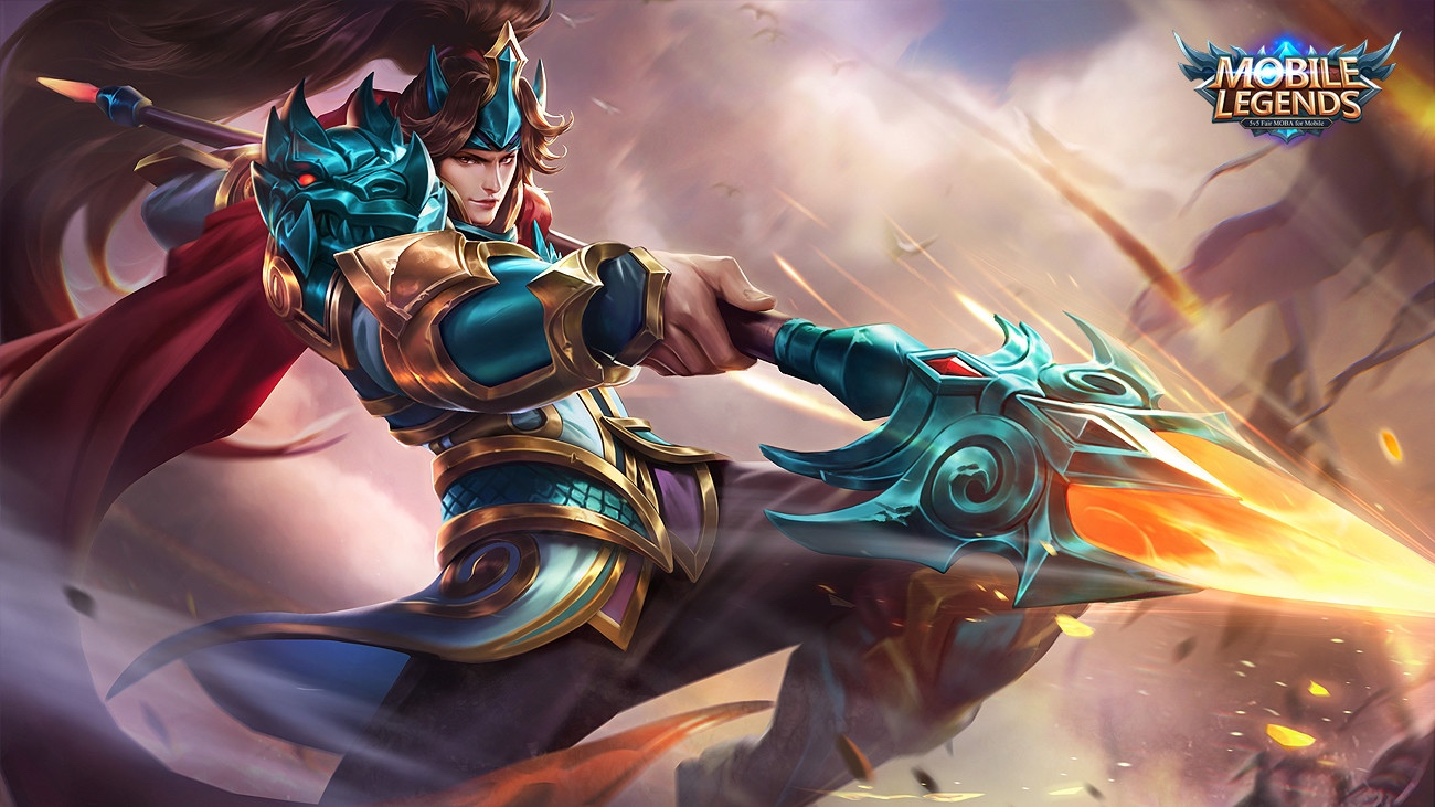 Mobile Legends Wallpapers Hero Mobile Legend Zilong