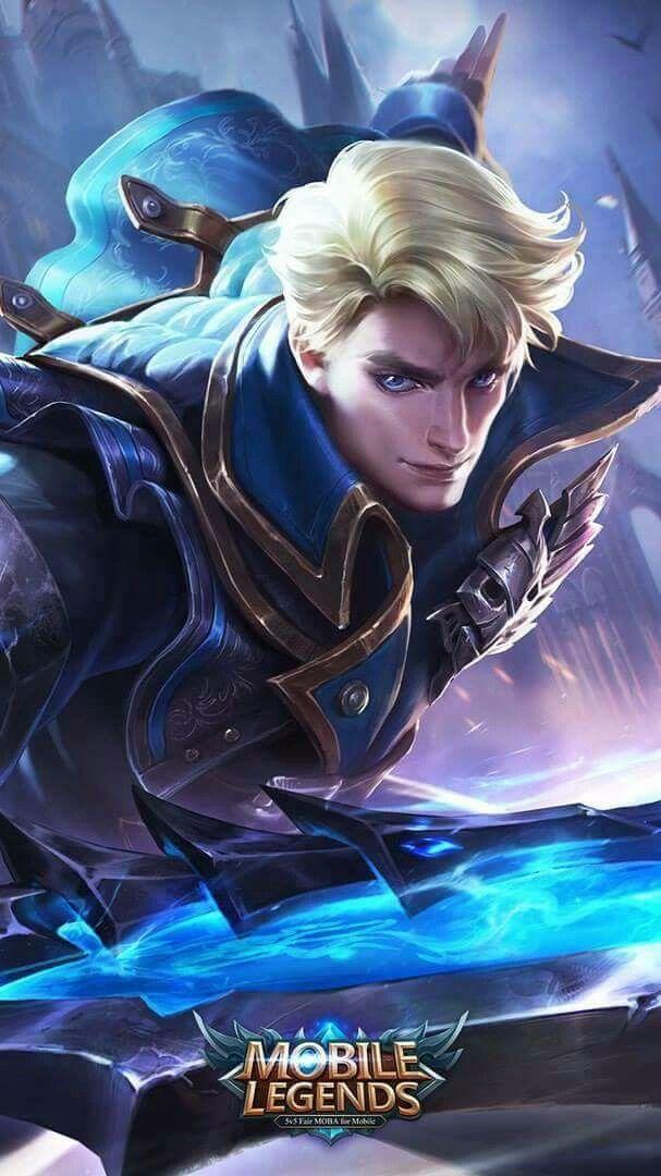 Legends - Alucard Skin Mobile Legends , HD Wallpaper & Backgrounds